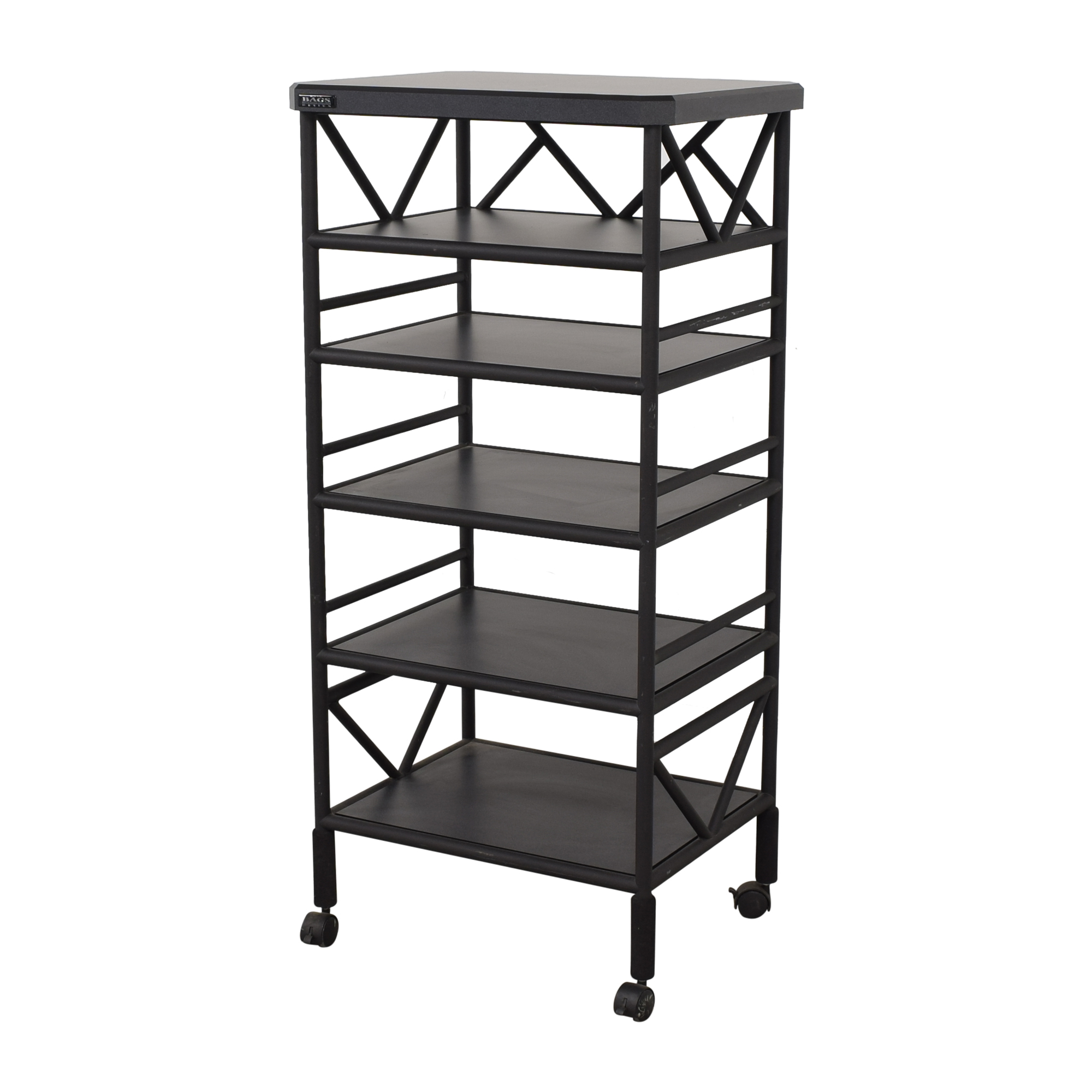 Billy Bags Billy Bags Pro-Stand Media Rack Storage