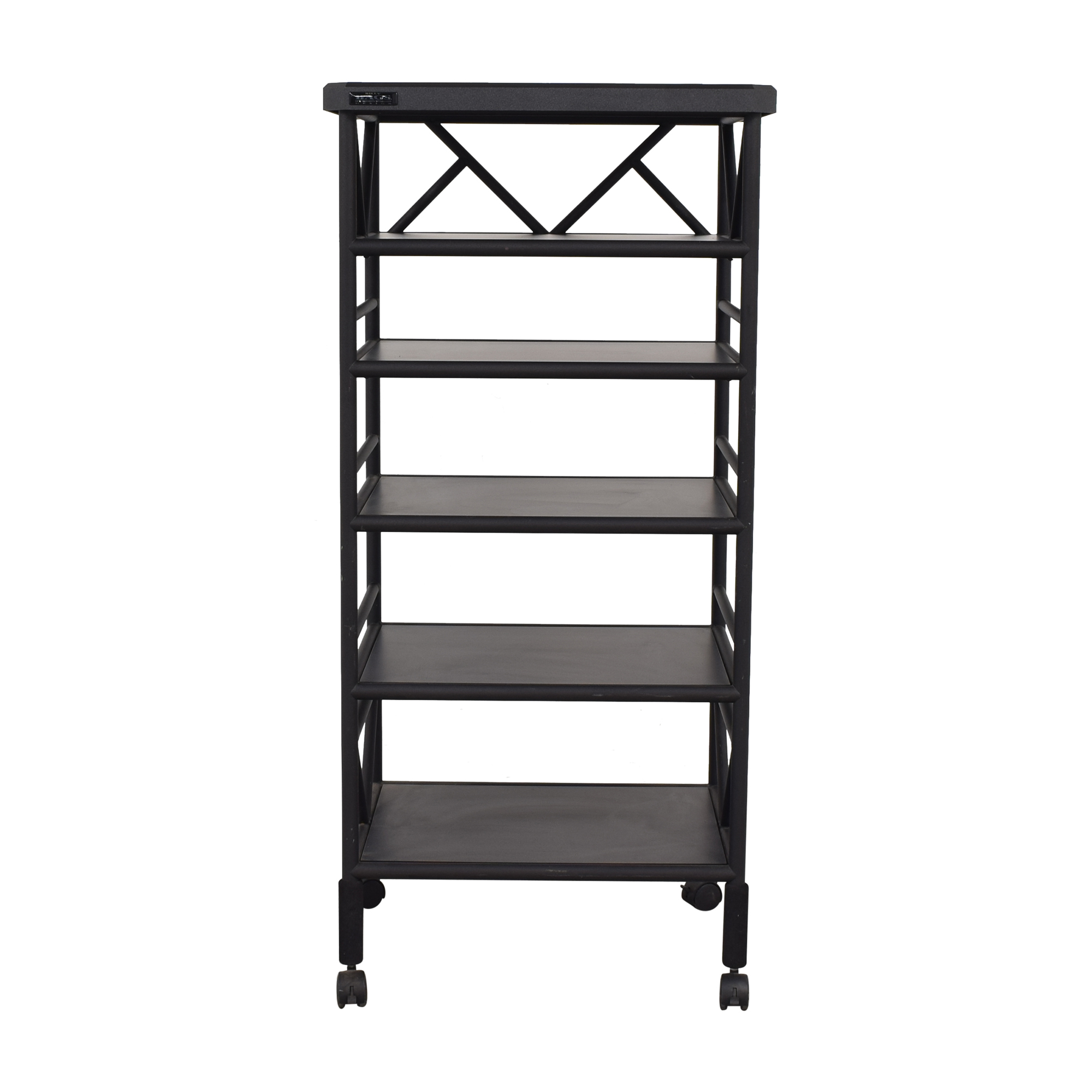 Billy Bags Billy Bags Pro-Stand Media Rack black