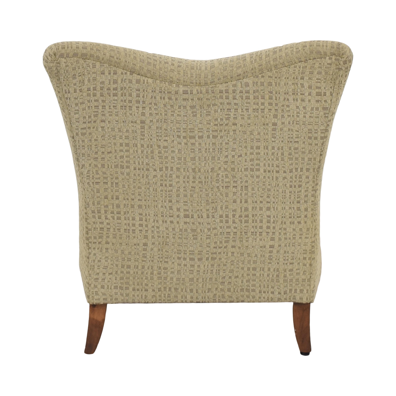 Upholstered Slipper Chair price
