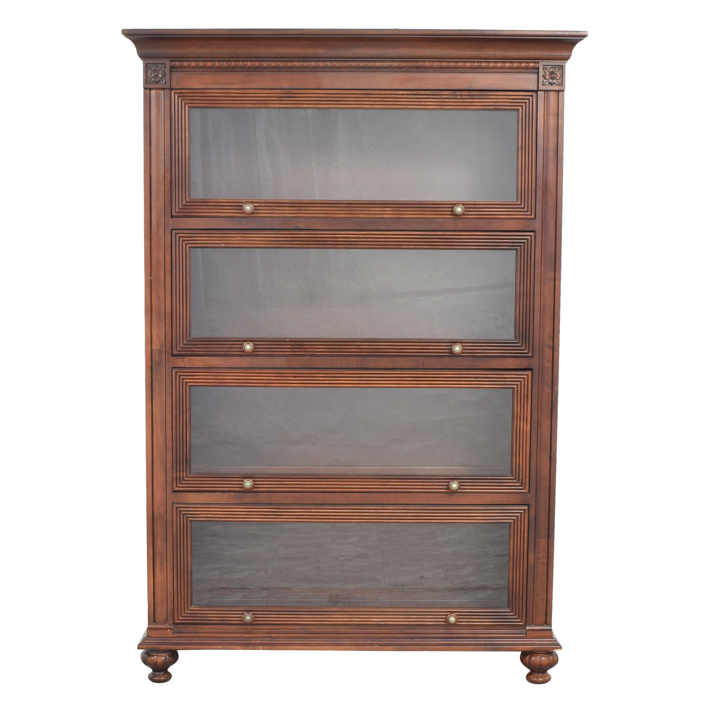 Ethan Allen Ethan Allen British Classics Barrister Bookcase on sale
