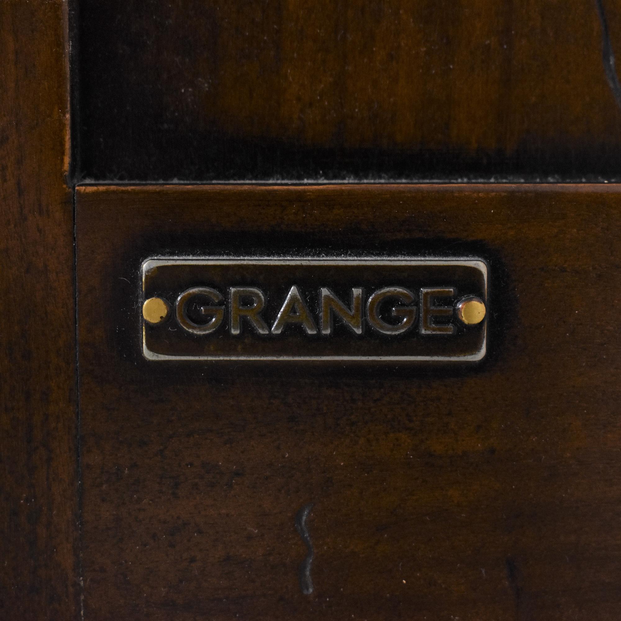 Grange Grange Locking French Armoire