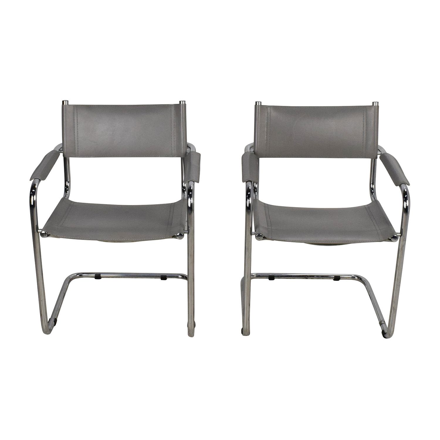 Pair of Sling Chairs Chairs