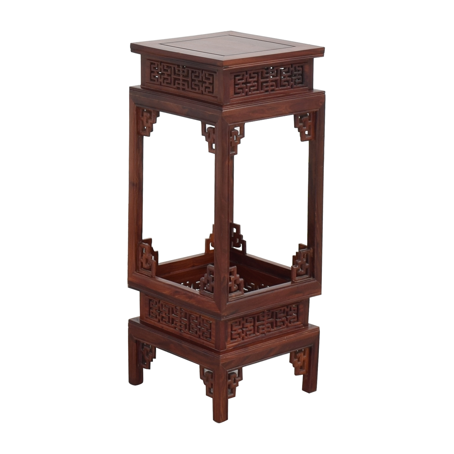 shop Custom Carved Side Table  Accent Tables