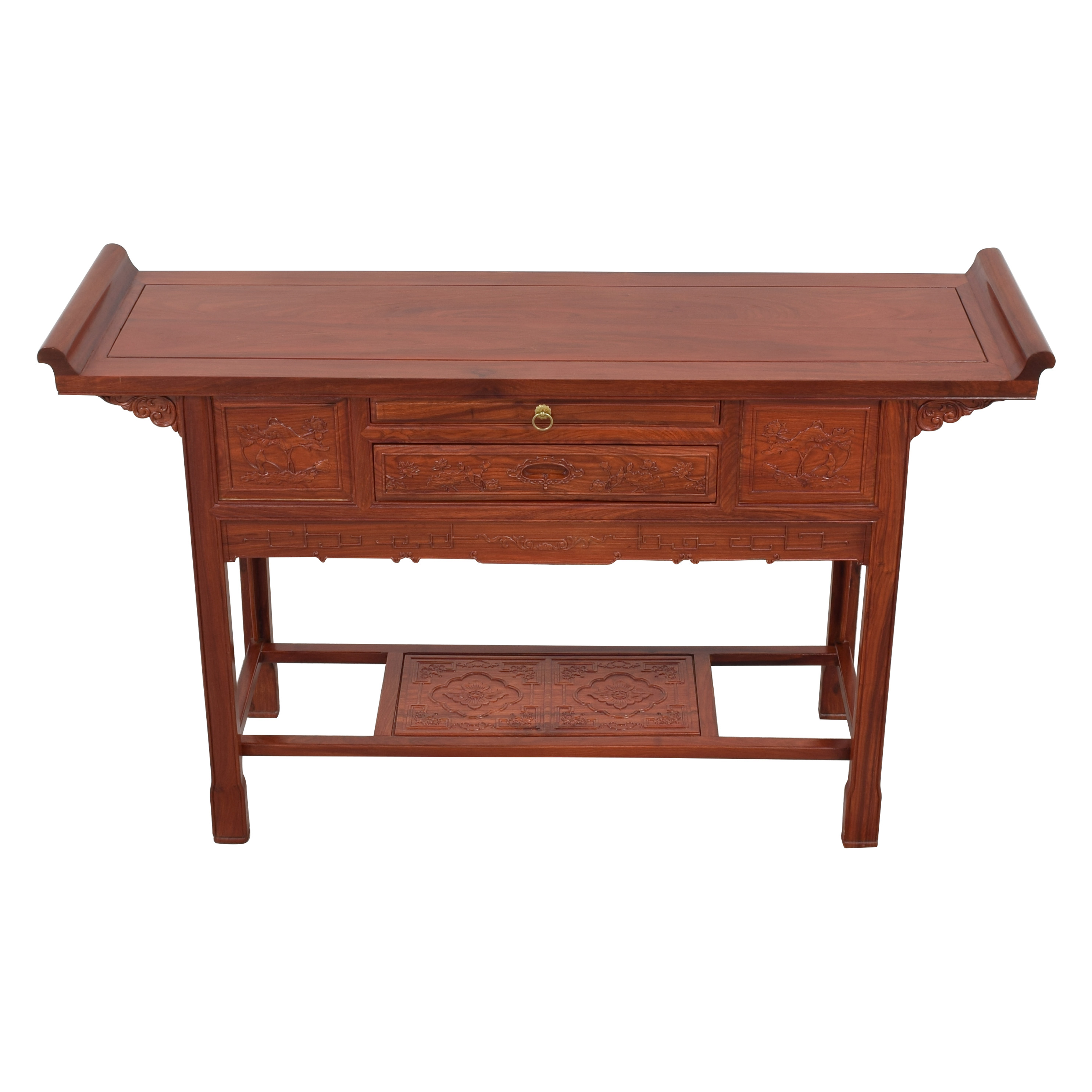 Carved Console Table / Accent Tables