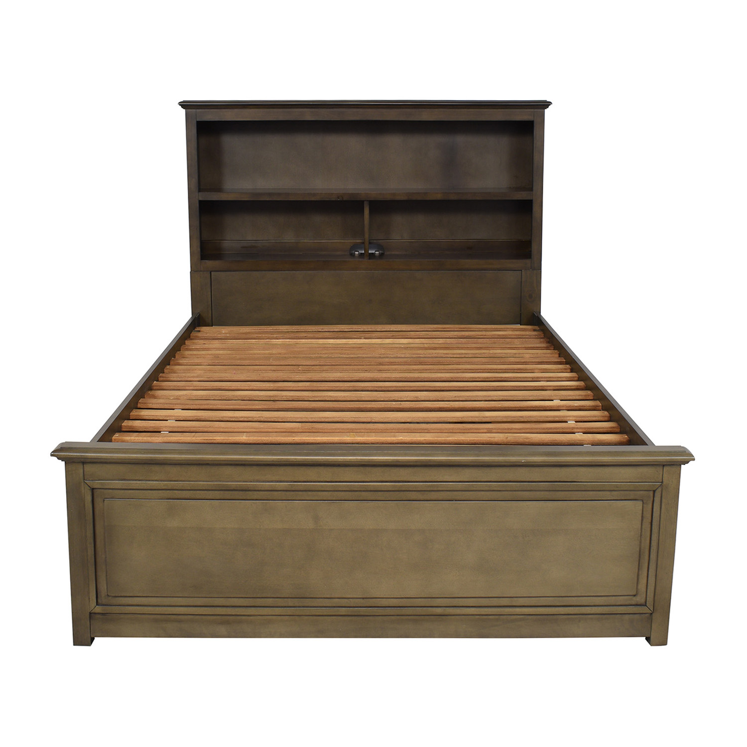 Raymour & Flanigan Raymour & Flanigan Full Storage Bed Frame price