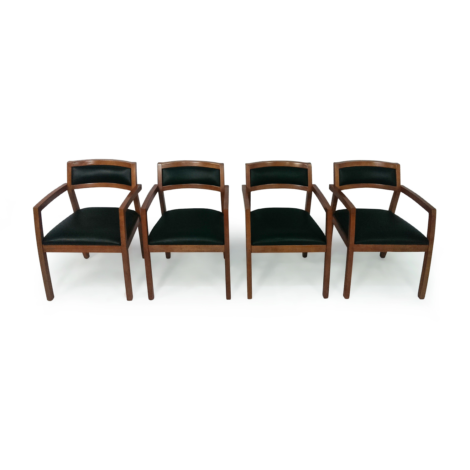 Set of 4 Office Chairs Chairs