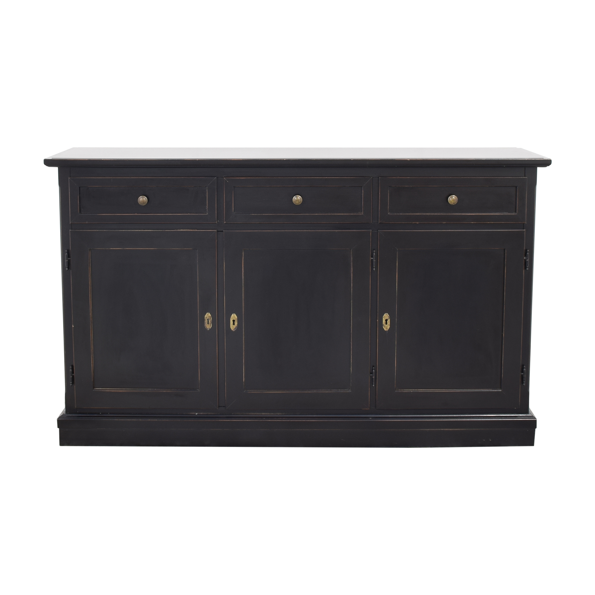buy Crate & Barrel Pranzo II Sideboard Crate & Barrel