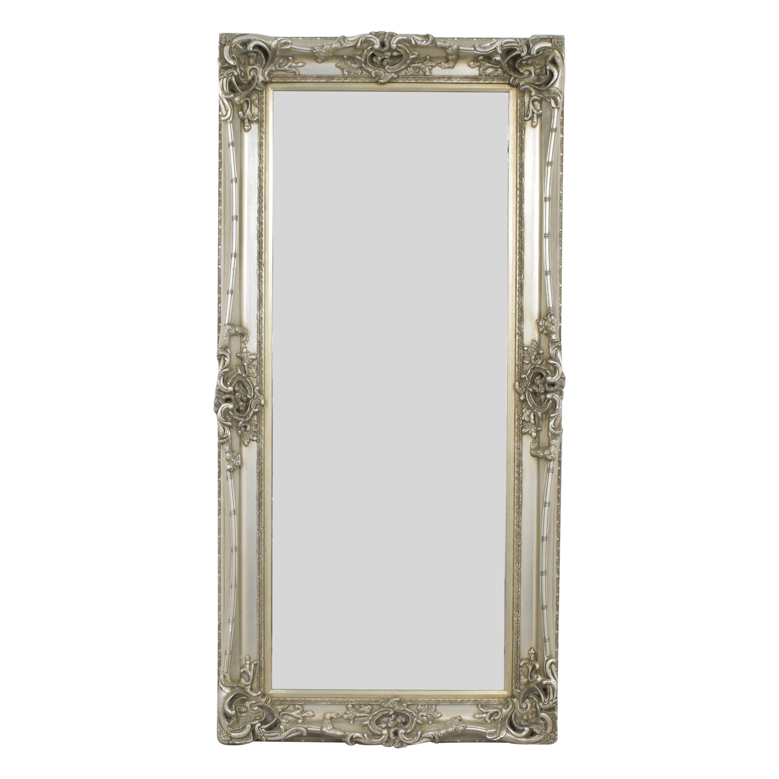 Hookes Antique Style Floor Mirror coupon
