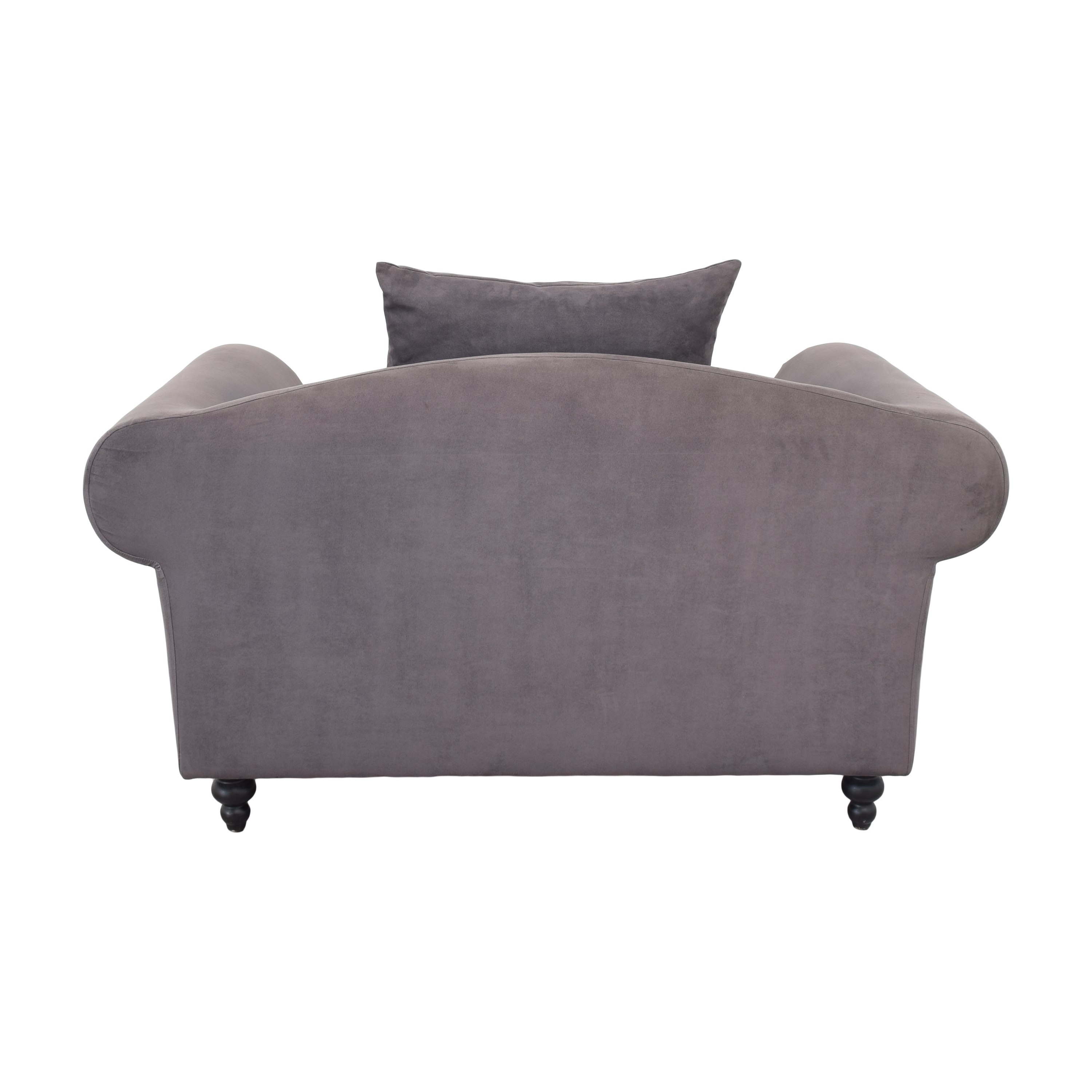Rolled Arm Loveseat ma