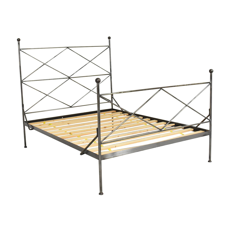 shop Portico Converting Queen Bed Portico Bed Frames