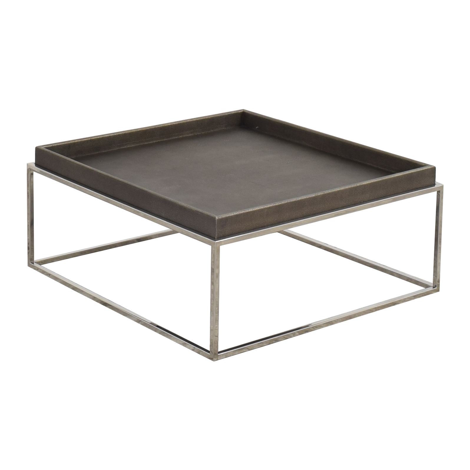 Restoration Hardware Restoration Hardware Hudson Coffee Table on sale
