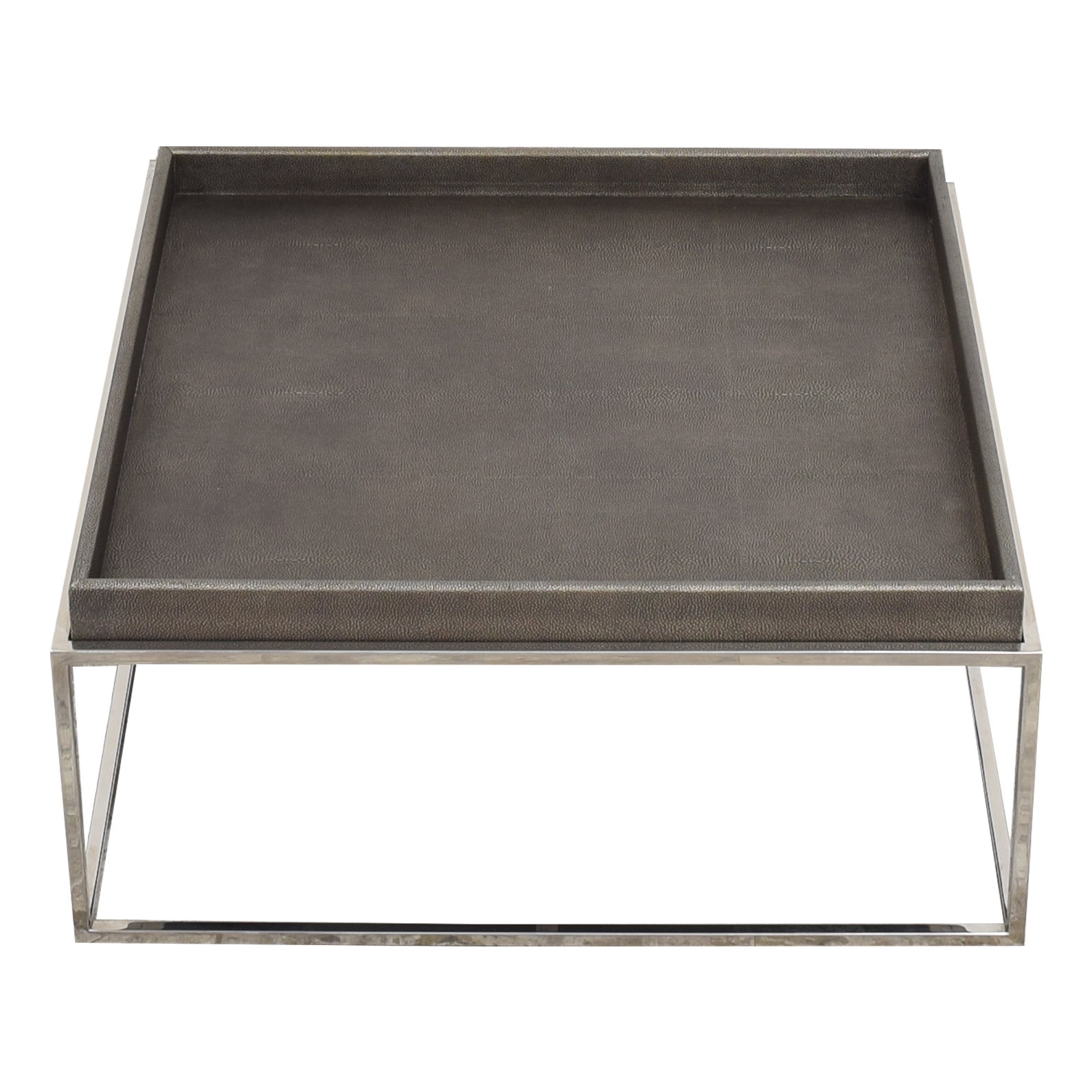 Restoration Hardware Restoration Hardware Hudson Coffee Table for sale