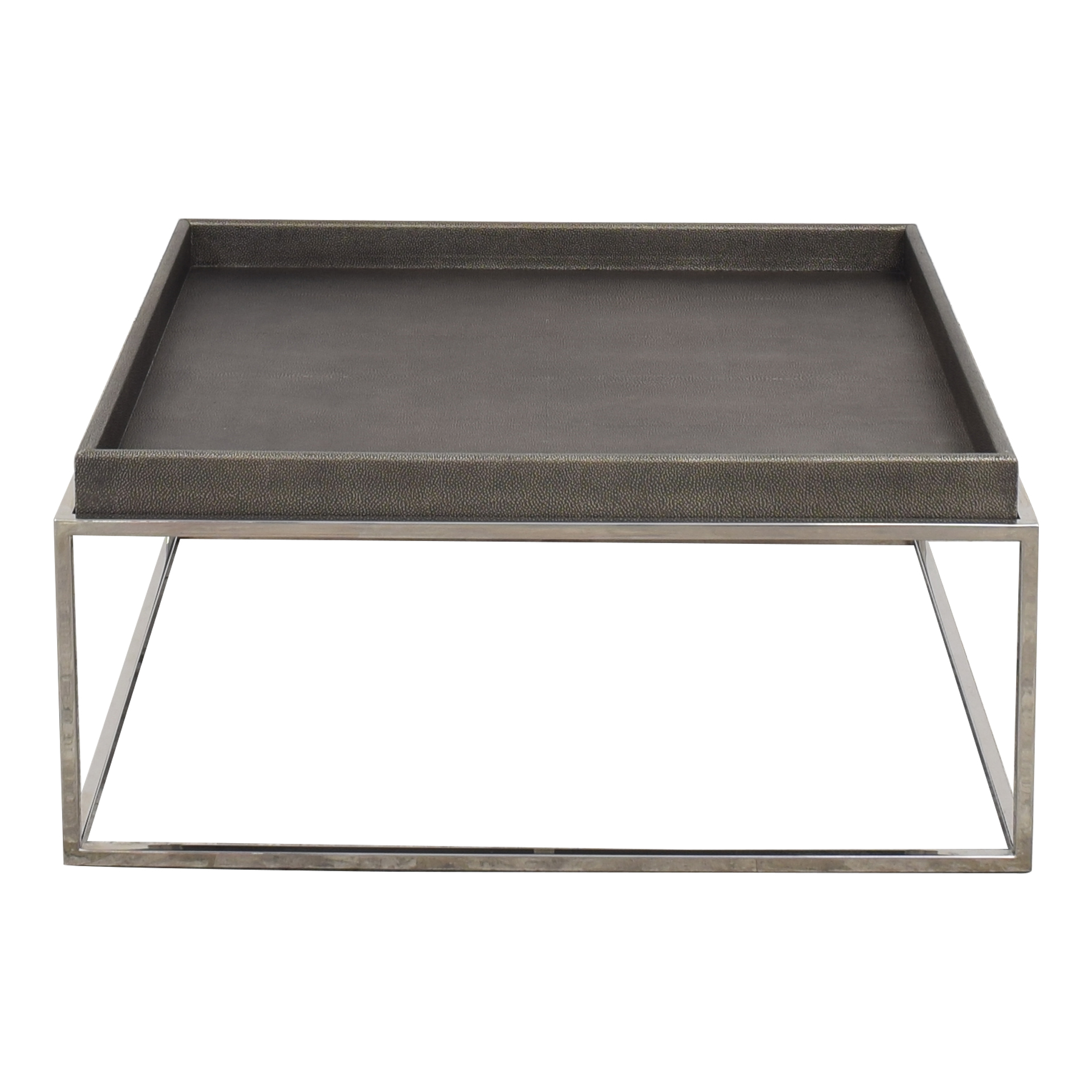 buy Restoration Hardware Hudson Coffee Table Restoration Hardware Tables