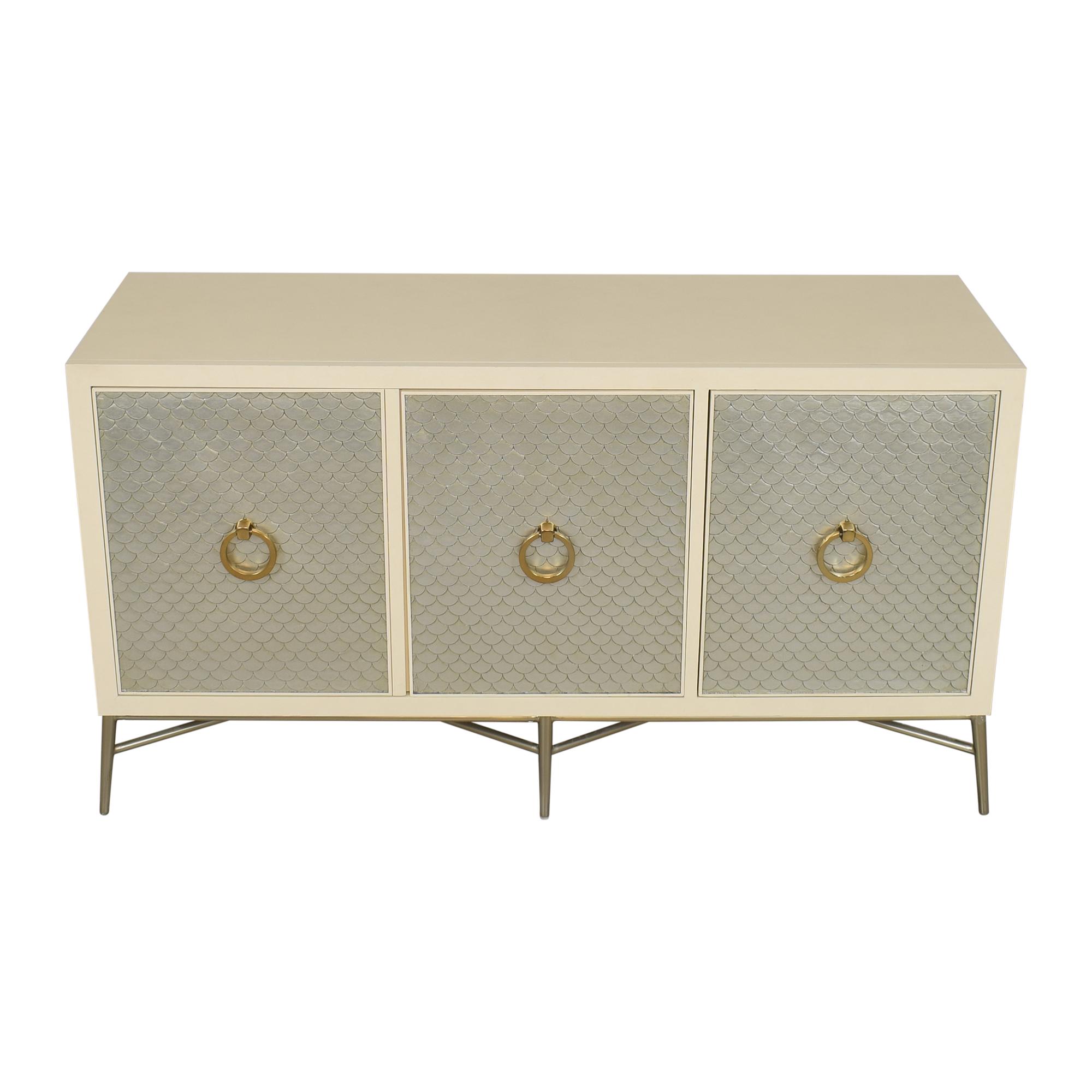 Bernhardt Bernhardt Salon Sideboard white and grey