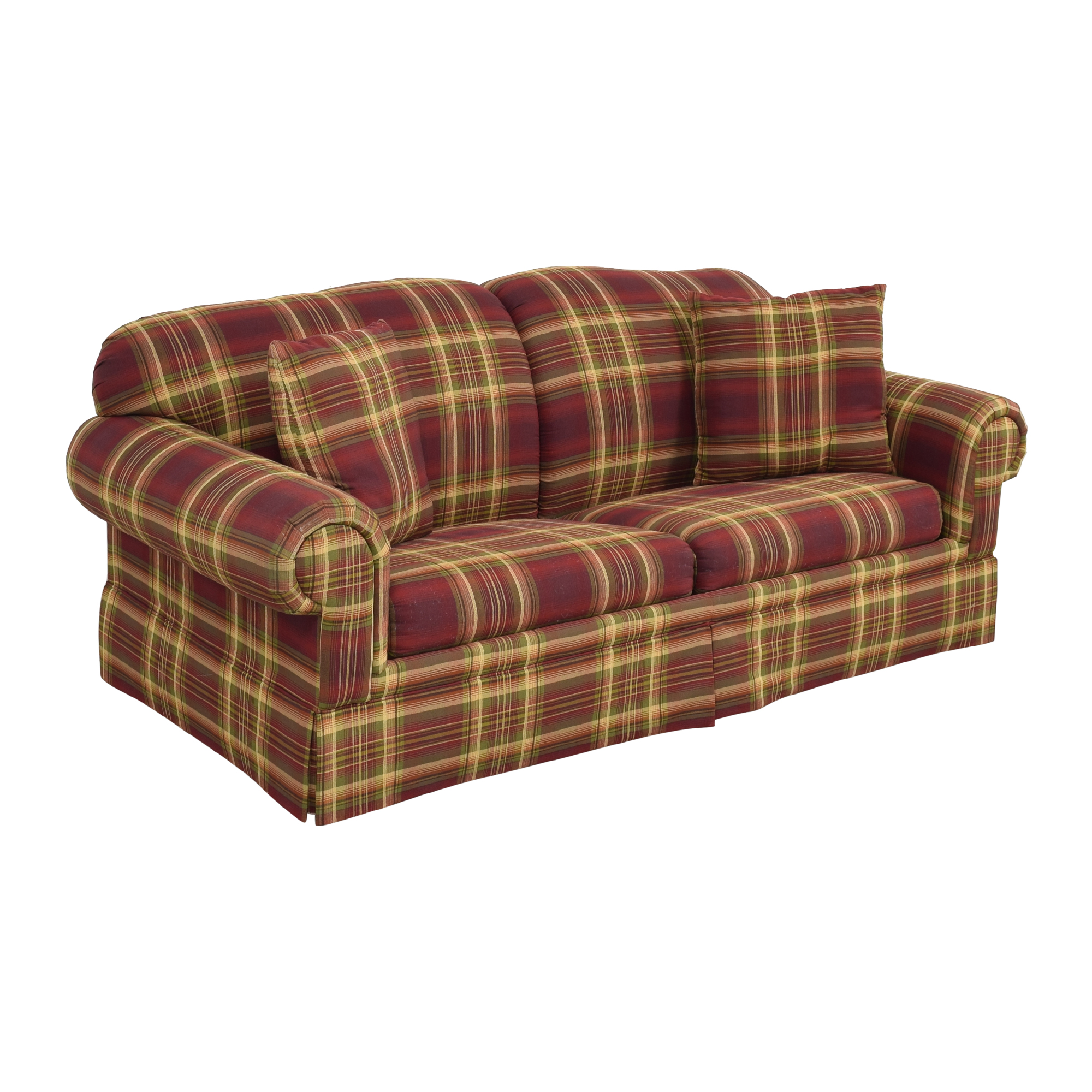 Rowe Two Seater Queen Sleeper Sofa Rowe Furniture