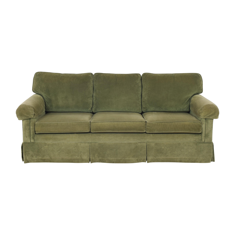 Ethan Allen Ethan Allen Paramount Panel Arm Sofa Sofas