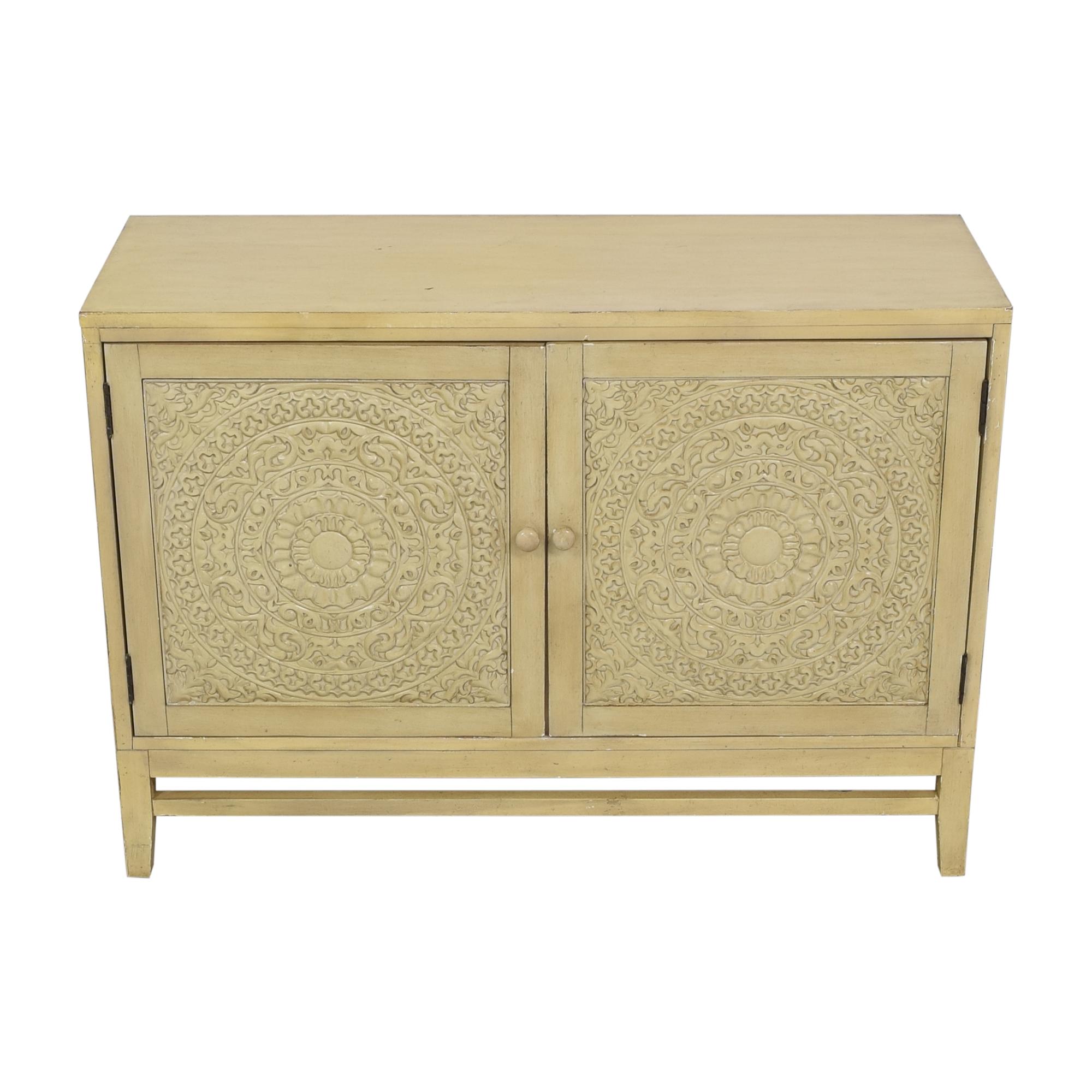 Hooker Furniture Hooker Furniture Matisette Cabinet dimensions
