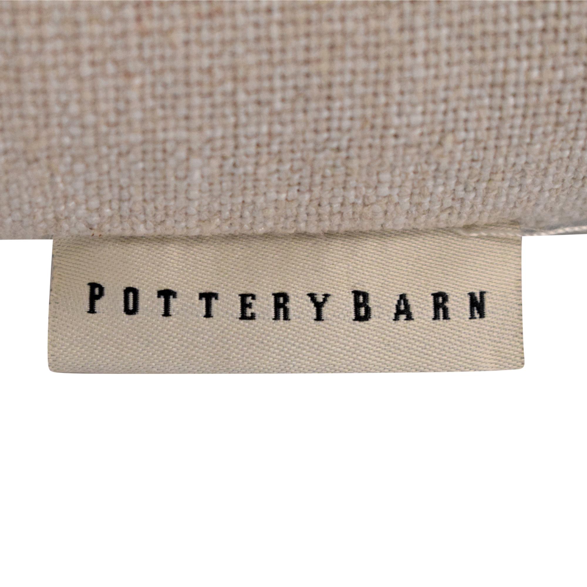 Pottery Barn Pottery Barn Samantha Bench with Cushion ct