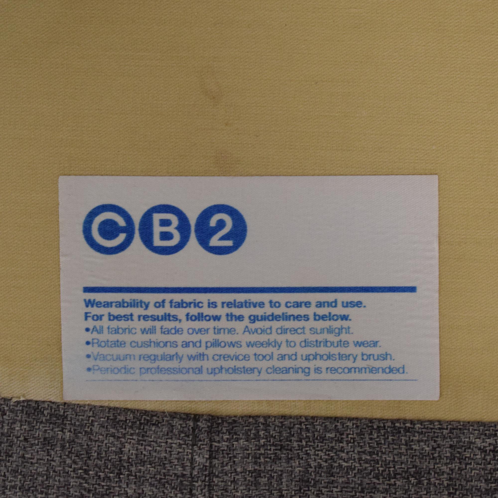 CB2 CB2 Avec Sofa for sale