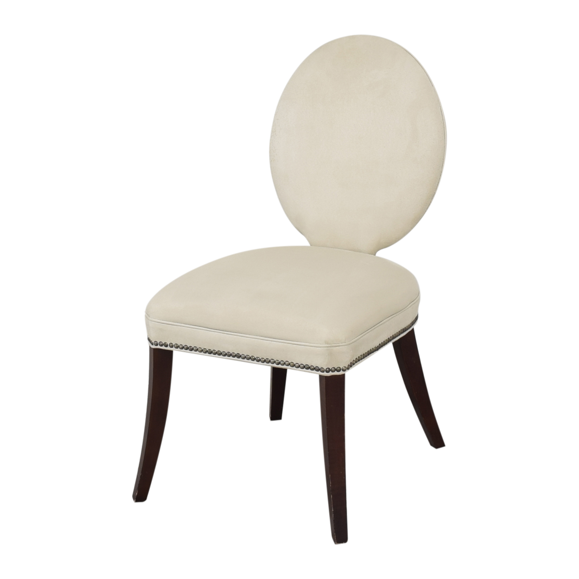 buy Mitchell Gold + Bob Williams Oval Back Side Chairs Mitchell Gold + Bob Williams Dining Chairs