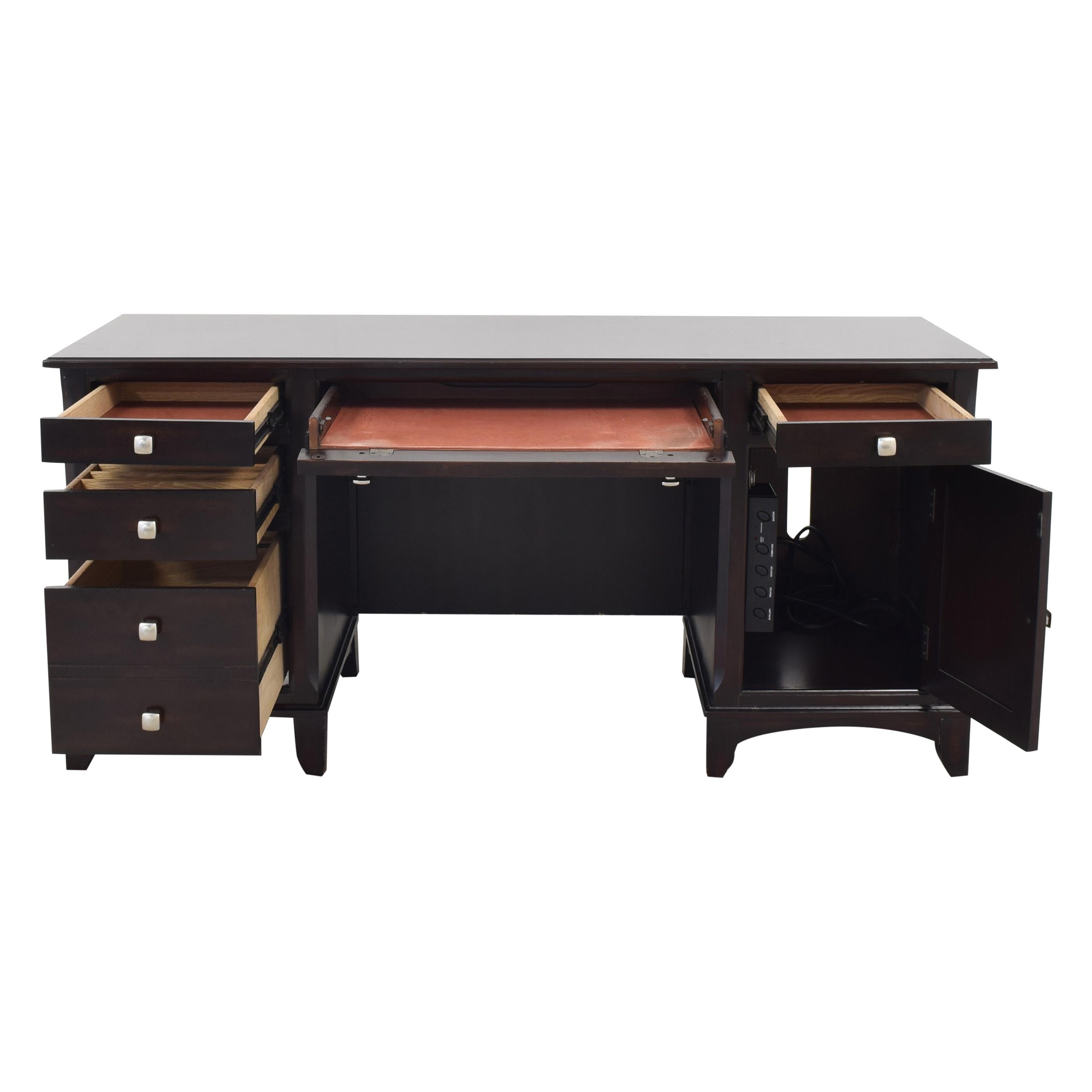 Coaster Fine Furniture Coaster Fine Furniture Garson Office Desk nyc