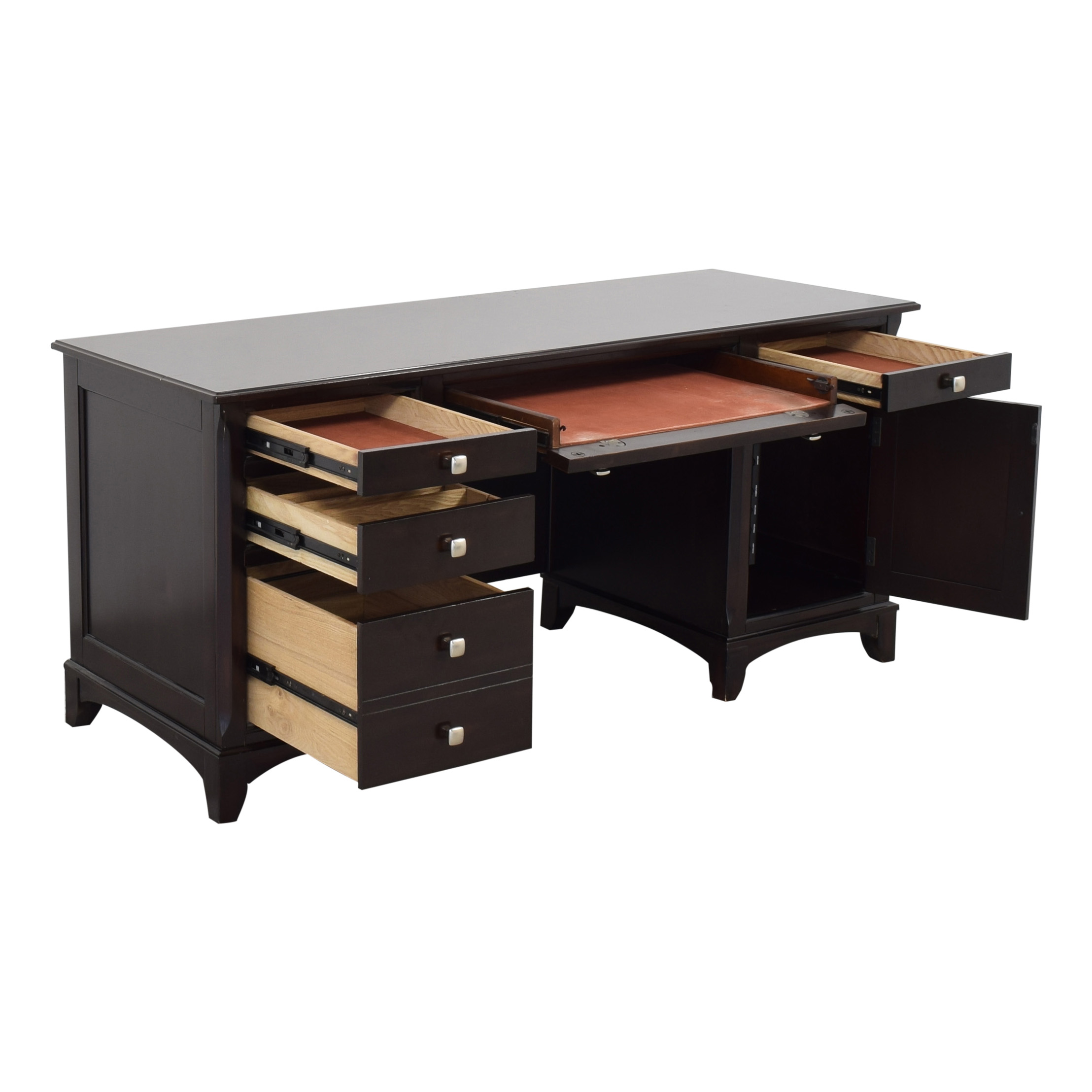 Coaster Fine Furniture Coaster Fine Furniture Garson Office Desk Home Office Desks