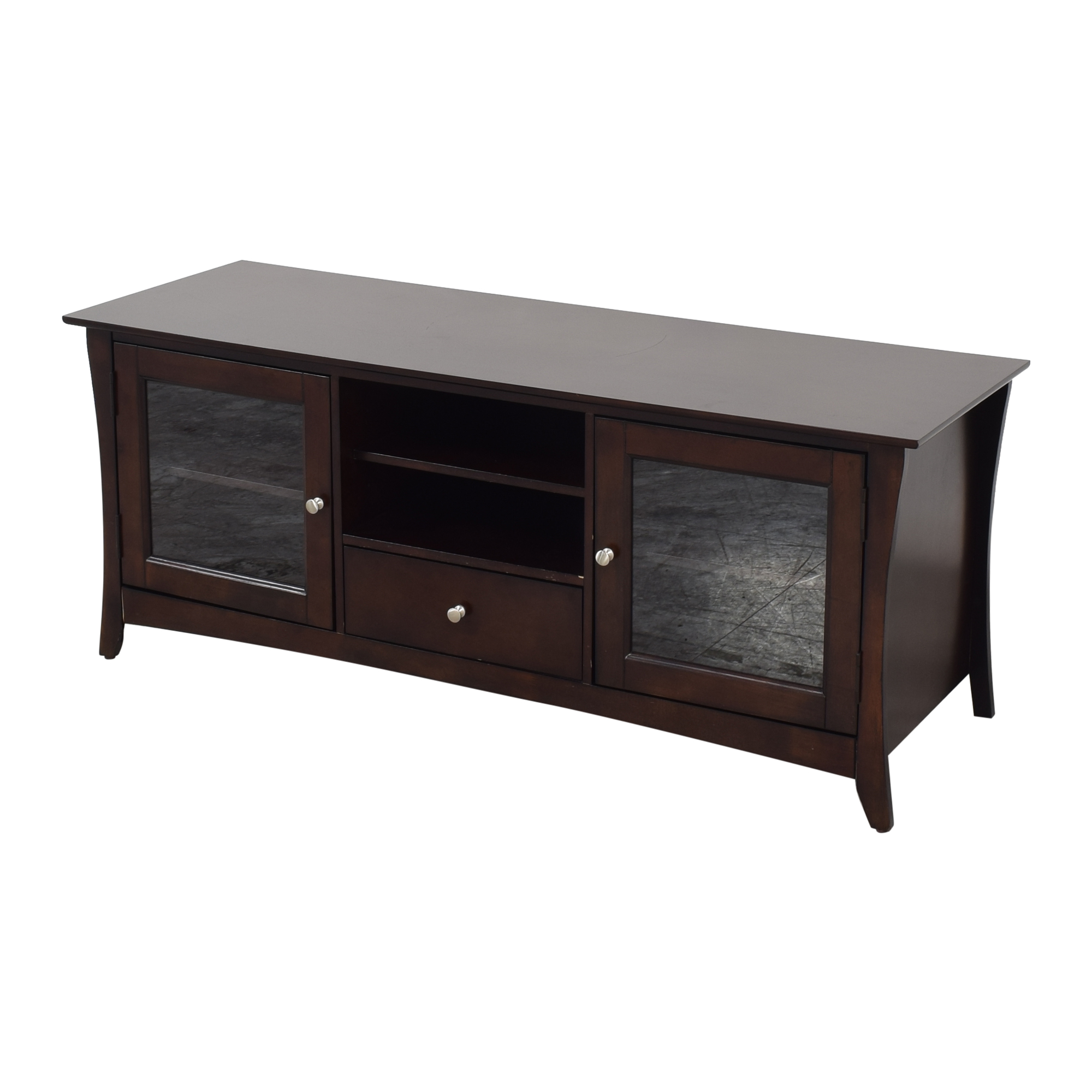 buy Homelegance Borgeois TV Stand Homelegance Furniture Media Units