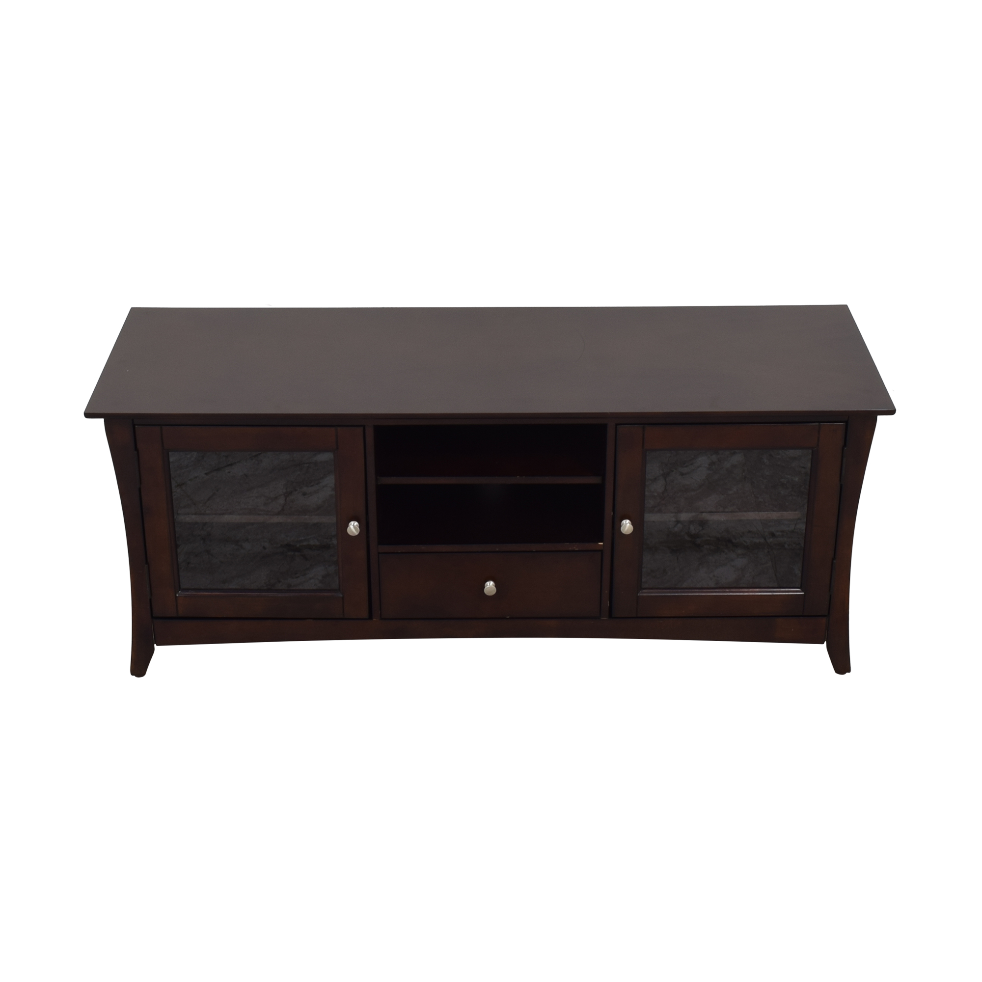 Homelegance Furniture Homelegance Borgeois TV Stand dimensions
