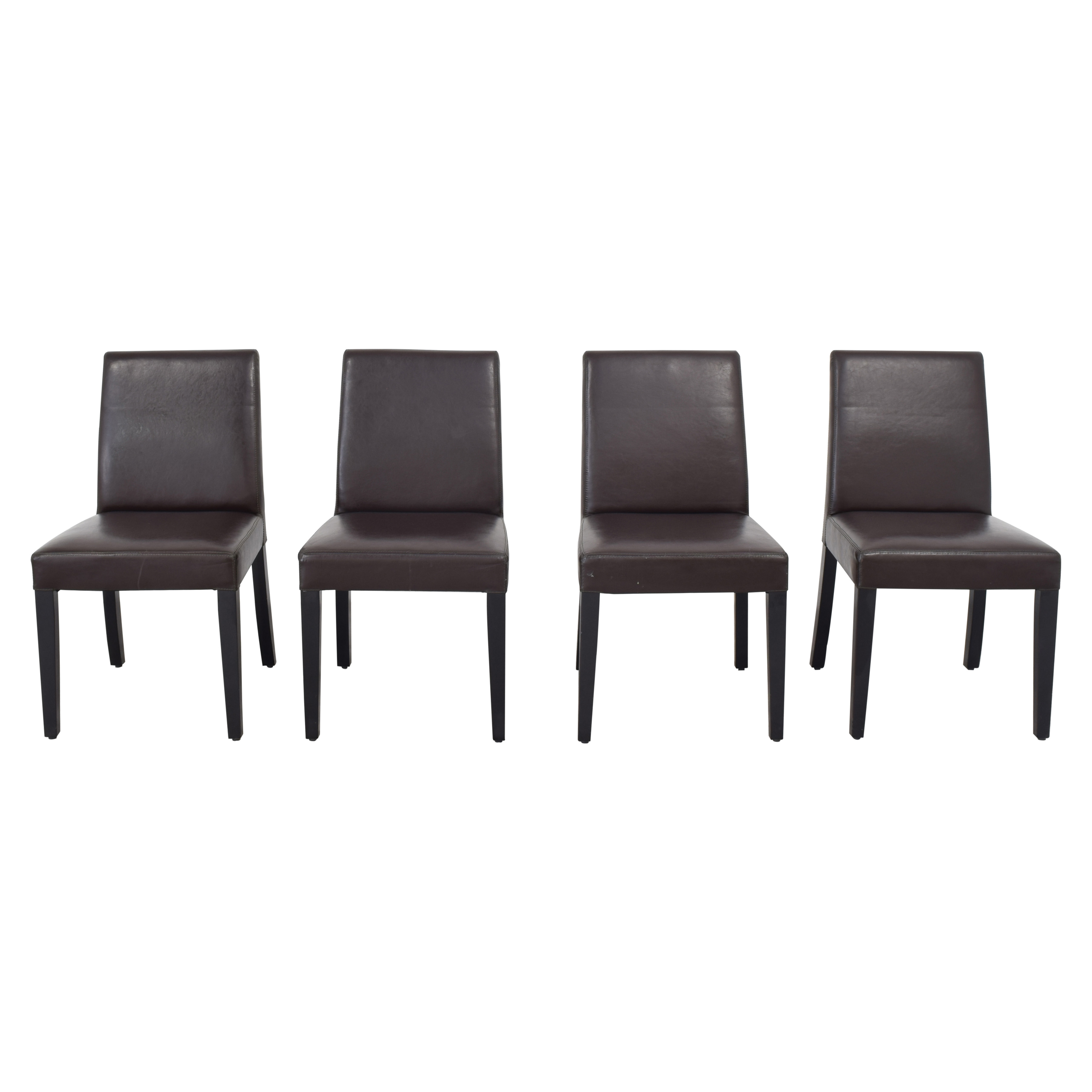 Crate & Barrel Dining Chairs sale