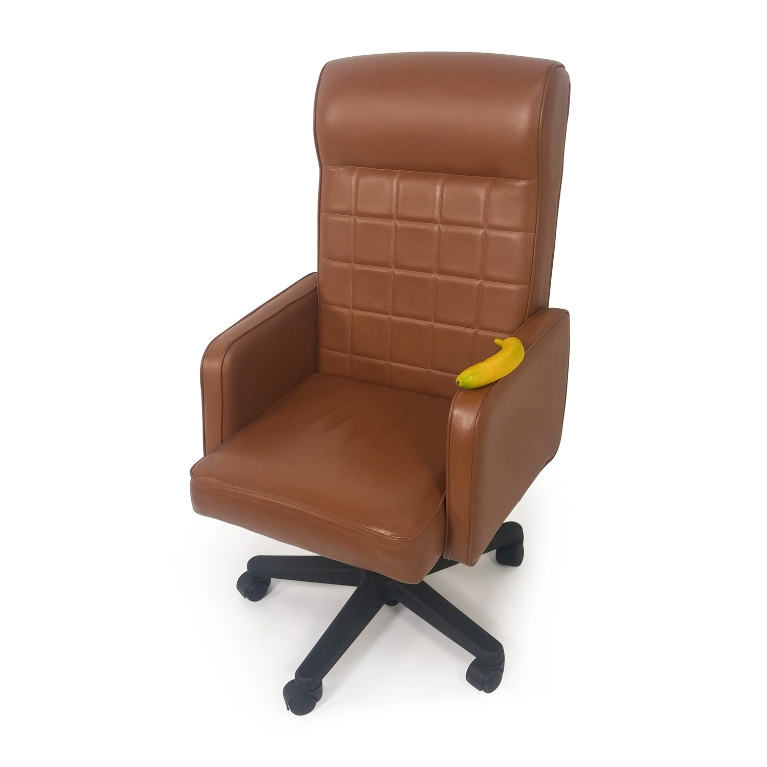 90 Off Leather Executive Chair Chairs