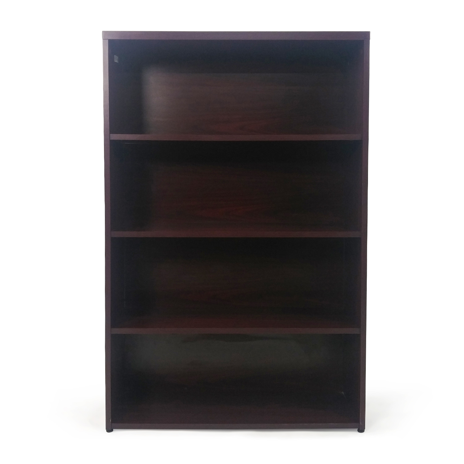 shop Solid Wood Bookcase Storage