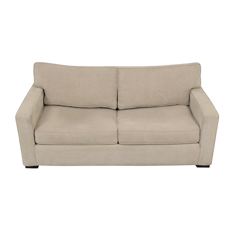 - 77% OFF - Macy's Macy's Radley Full Size Sleeper Sofa / Sofas