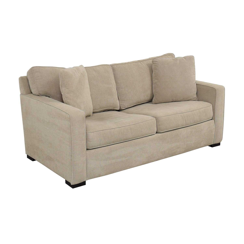 Macy's Macy's Radley Full Size Sleeper Sofa pa