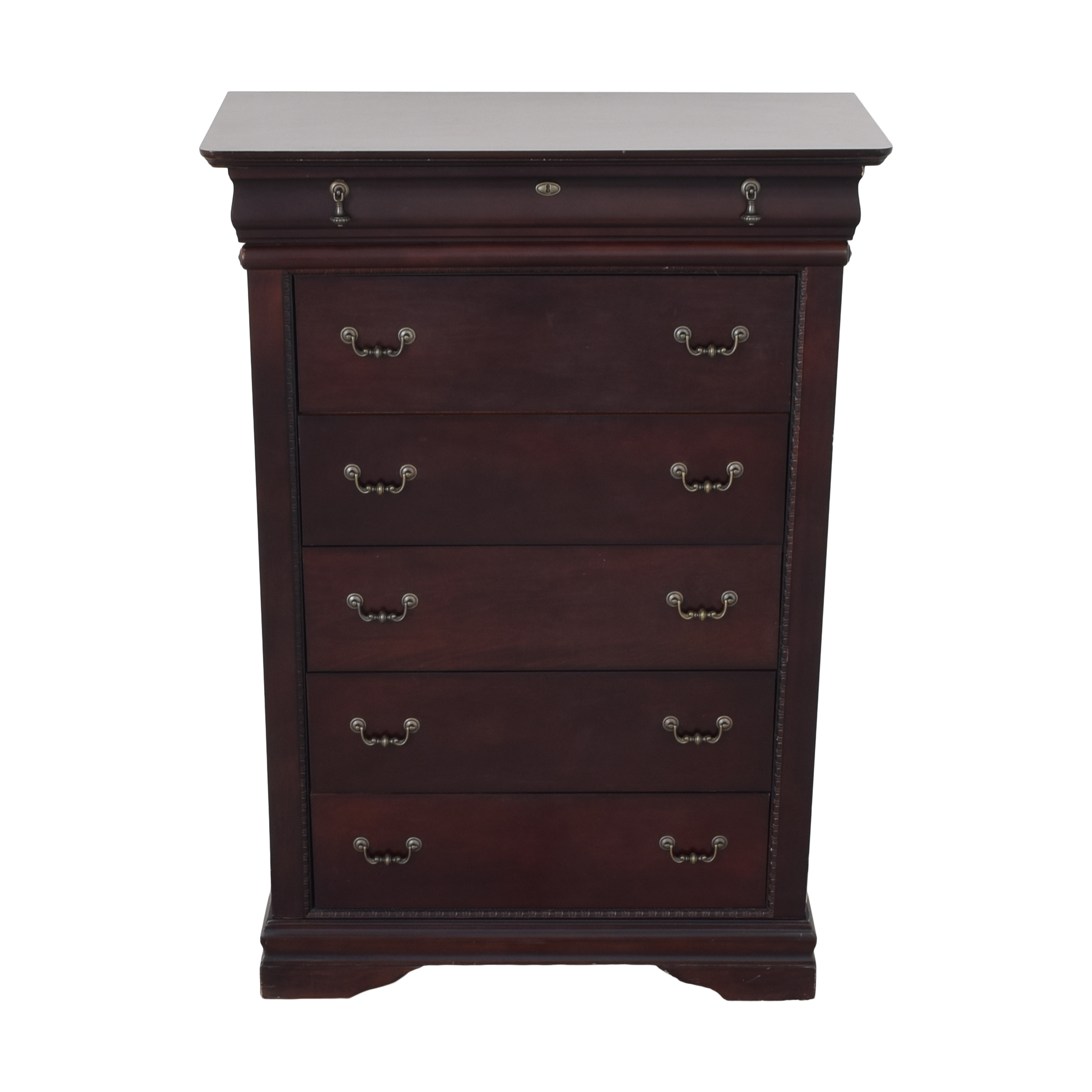Johnson Furniture JTB Furniture Six Drawer Chest on sale