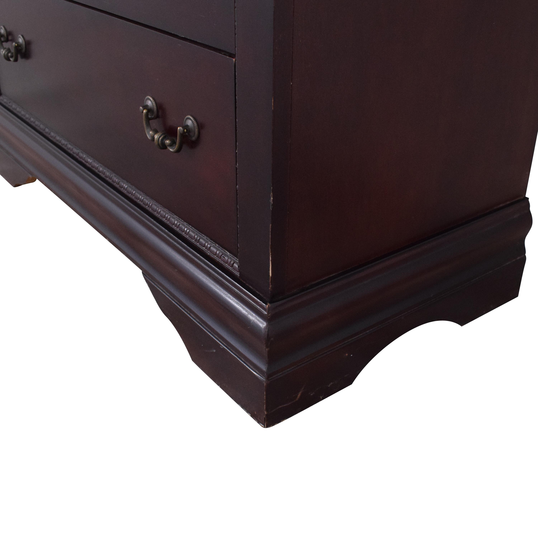 JTB Furniture JTB Furniture Six Drawer Chest for sale