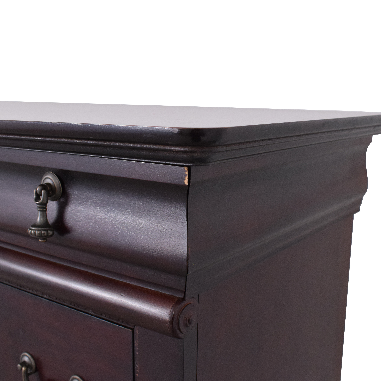 buy JTB Furniture Six Drawer Chest Johnson Furniture