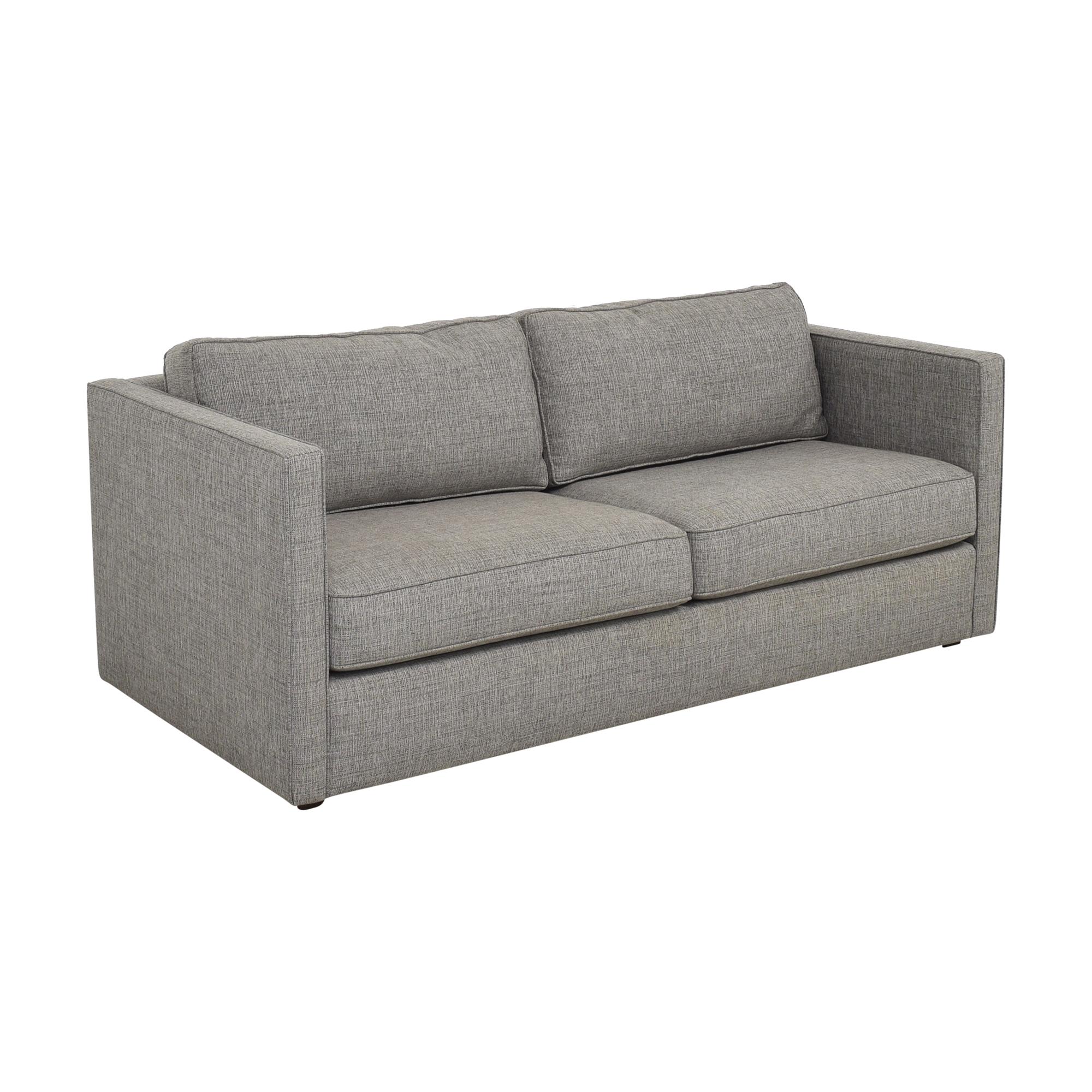 Room & Board Room & Board Watson Guest Select Sleeper Sofa grey