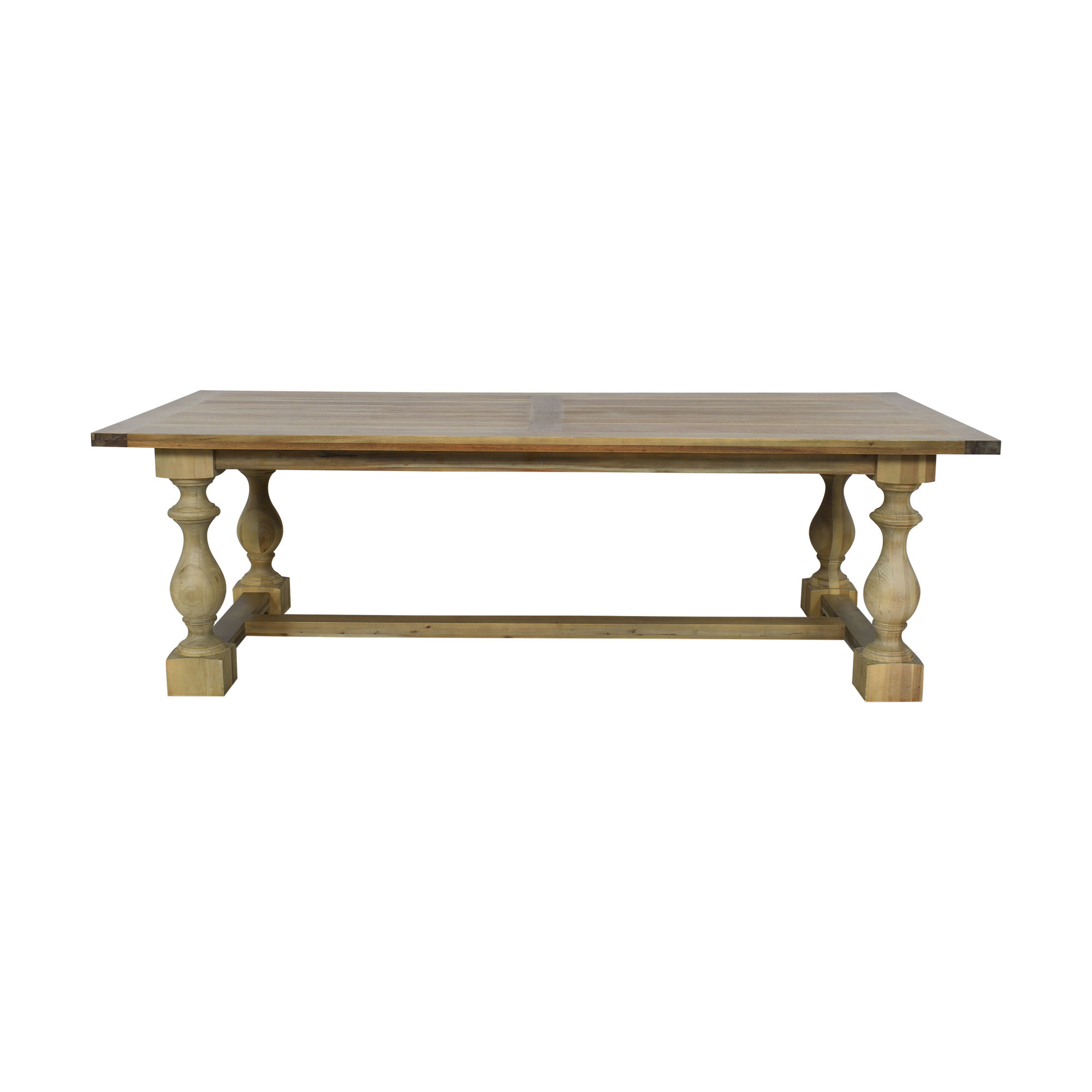 Restoration Hardware Restoration Hardware 17TH C. Monastery Rectangular Dining Table ma