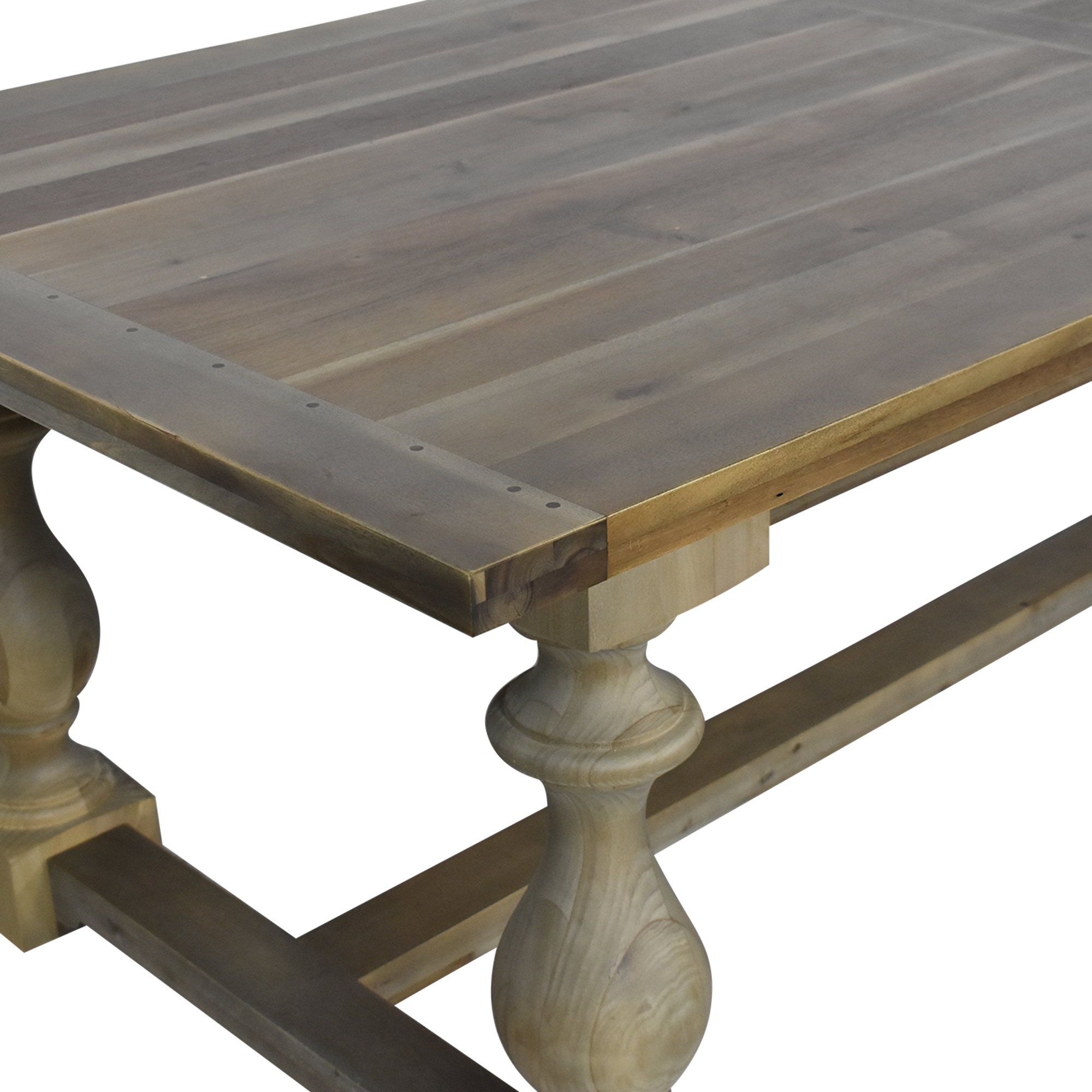 Restoration Hardware Restoration Hardware 17TH C. Monastery Rectangular Dining Table price