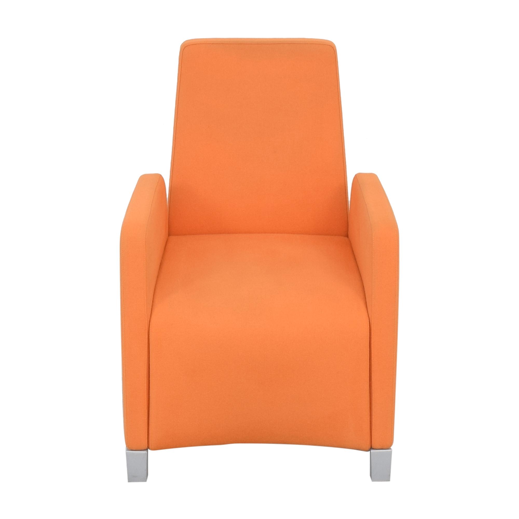 shop Baleri Italia Baleri Italia Tato Orange Chair online