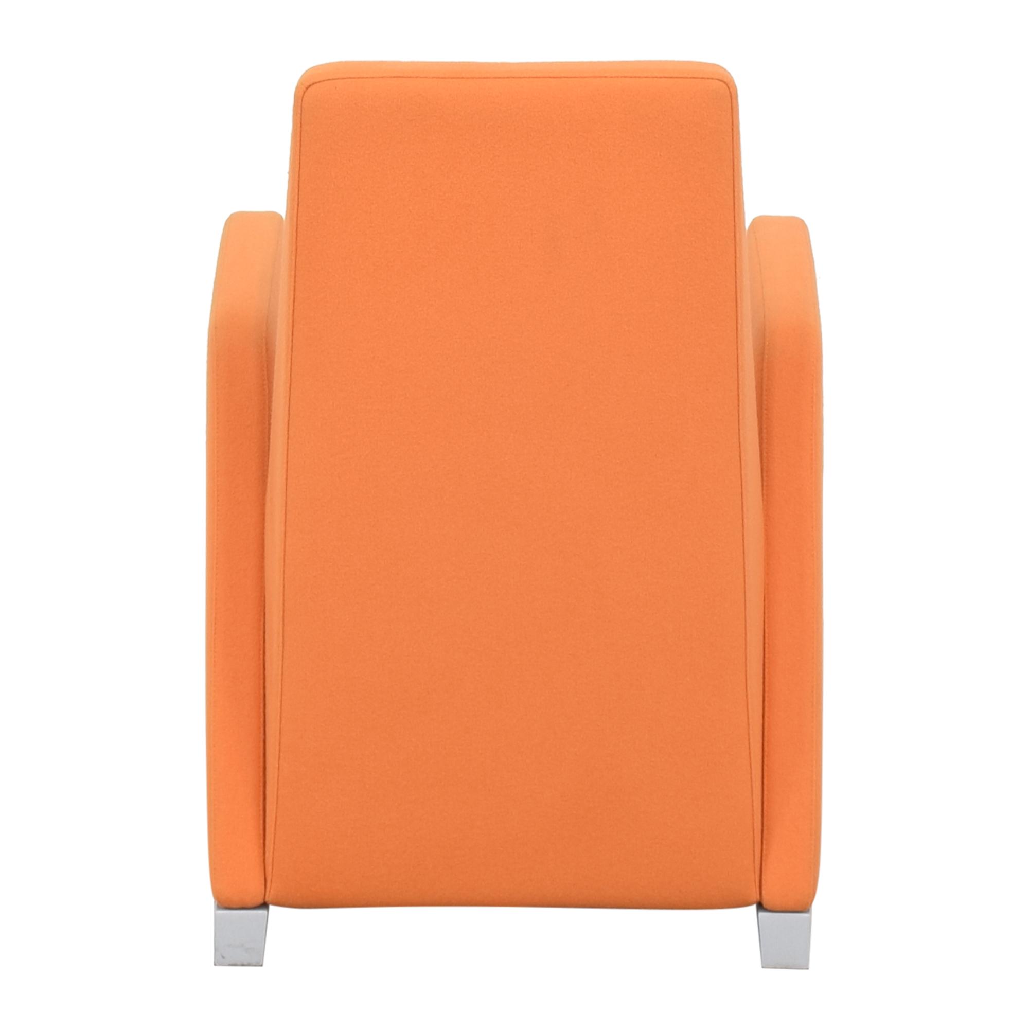 shop Baleri Italia Tato Orange Chair Baleri Italia Accent Chairs