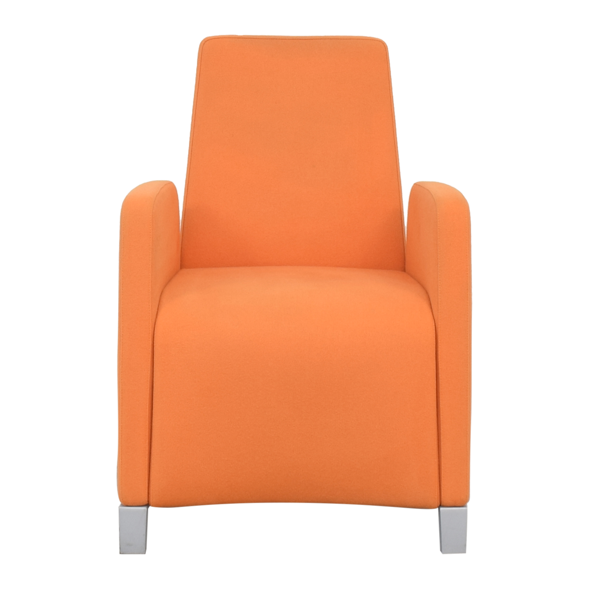 Baleri Italia Baleri Italia Tato Orange Chair Accent Chairs