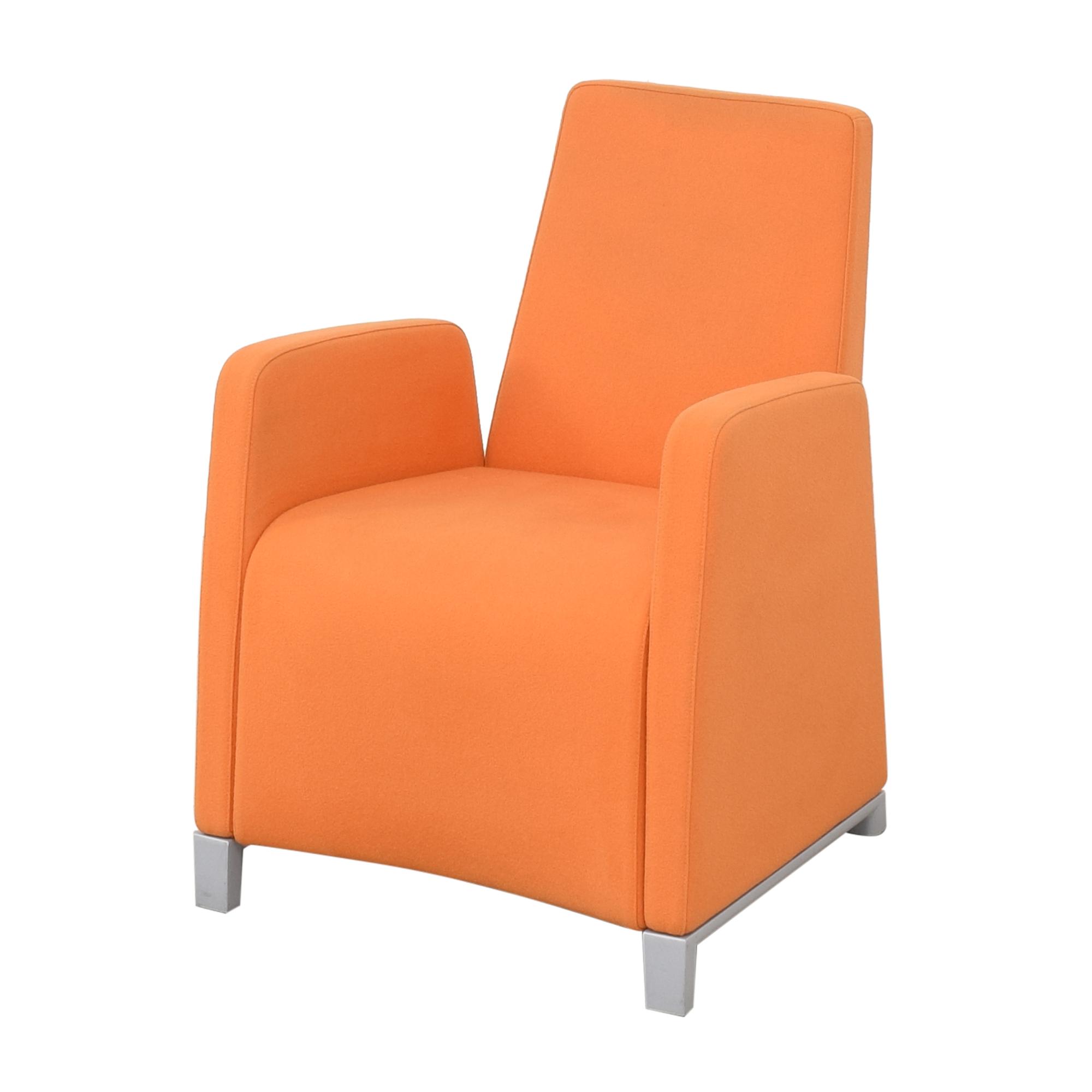 Baleri Italia Baleri Italia Tato Orange Chair second hand