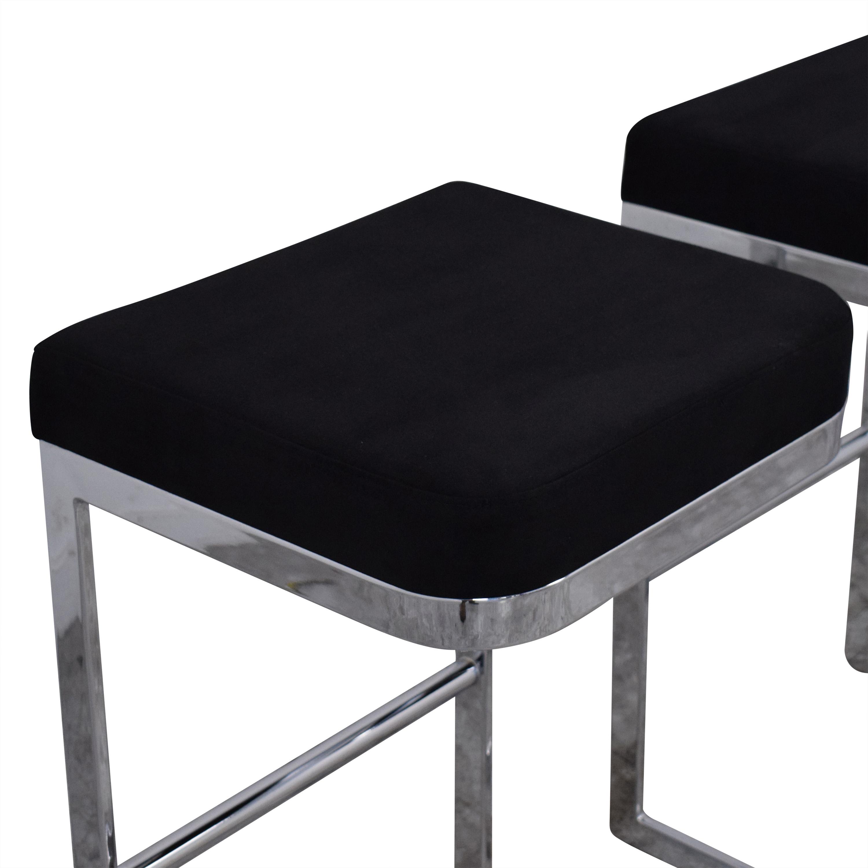 CB2 Mack Bar Stools / Chairs