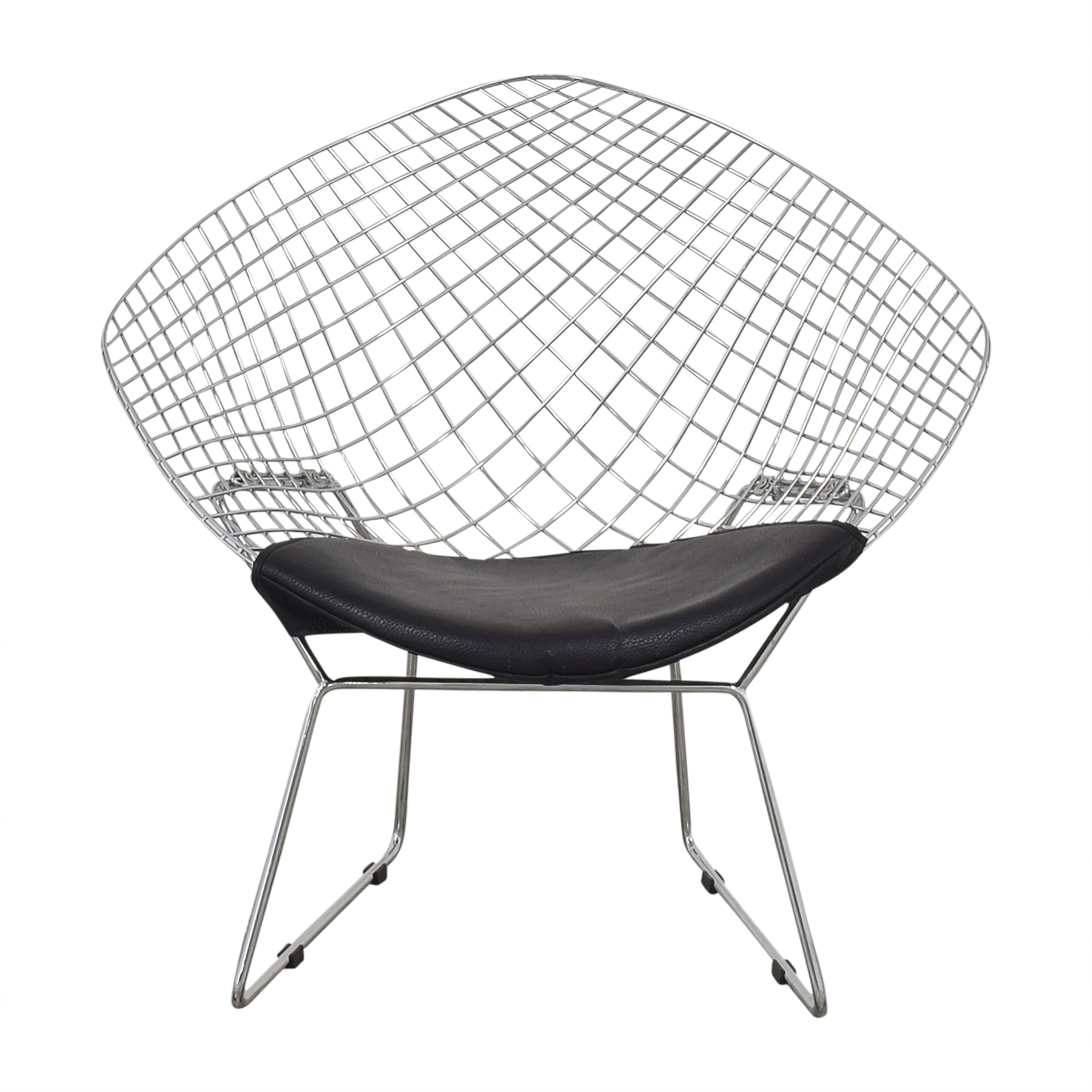 Alphaville Design Alphaville Design Legare Tri Chair black and silver