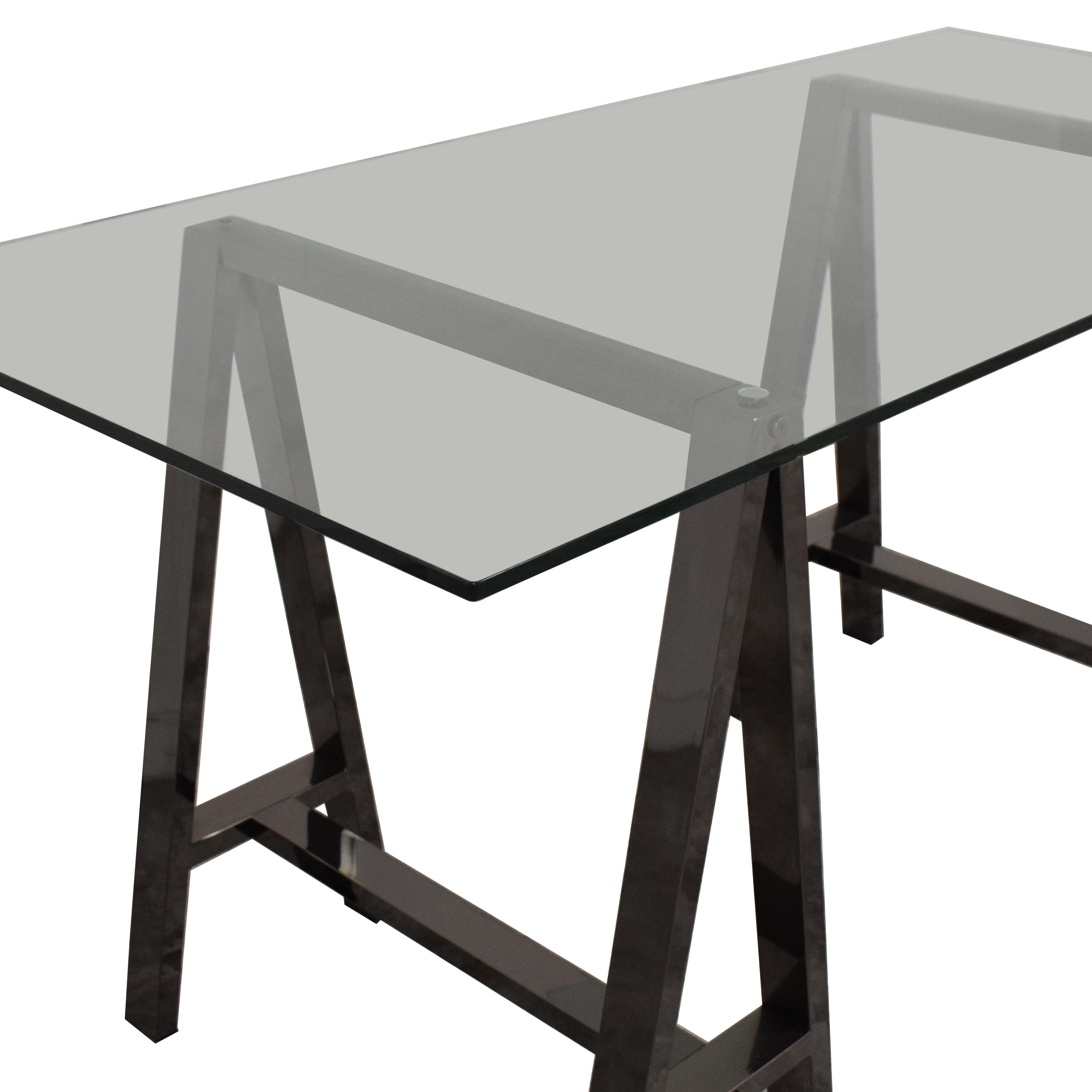 West Elm West Elm Cross-Base Desk Tables