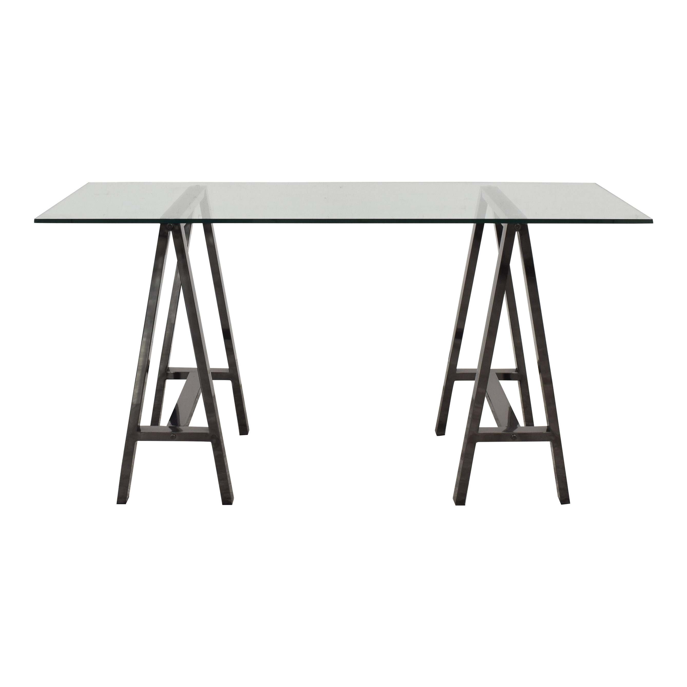 West Elm West Elm Cross-Base Desk coupon
