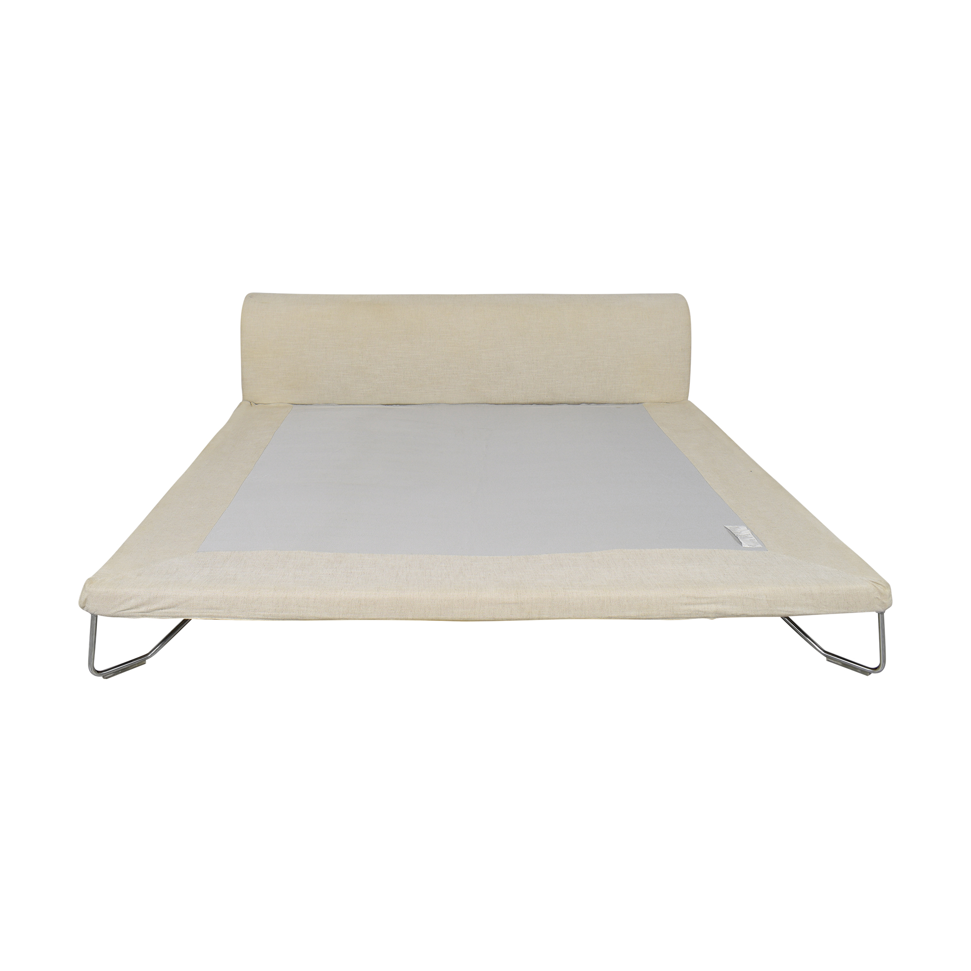 Tacchini Barry Modern King Bed sale