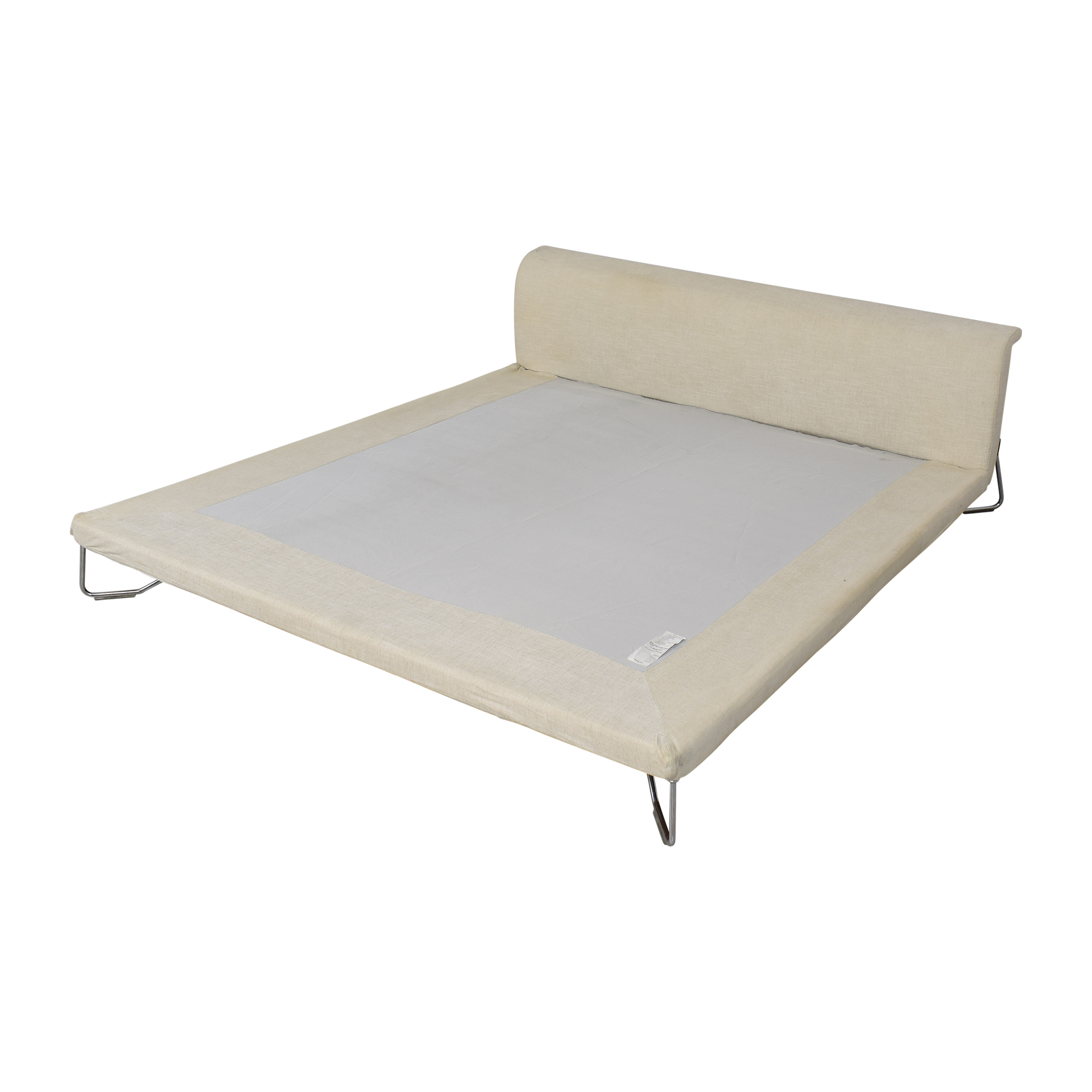 Tacchini Tacchini Barry Modern King Bed second hand