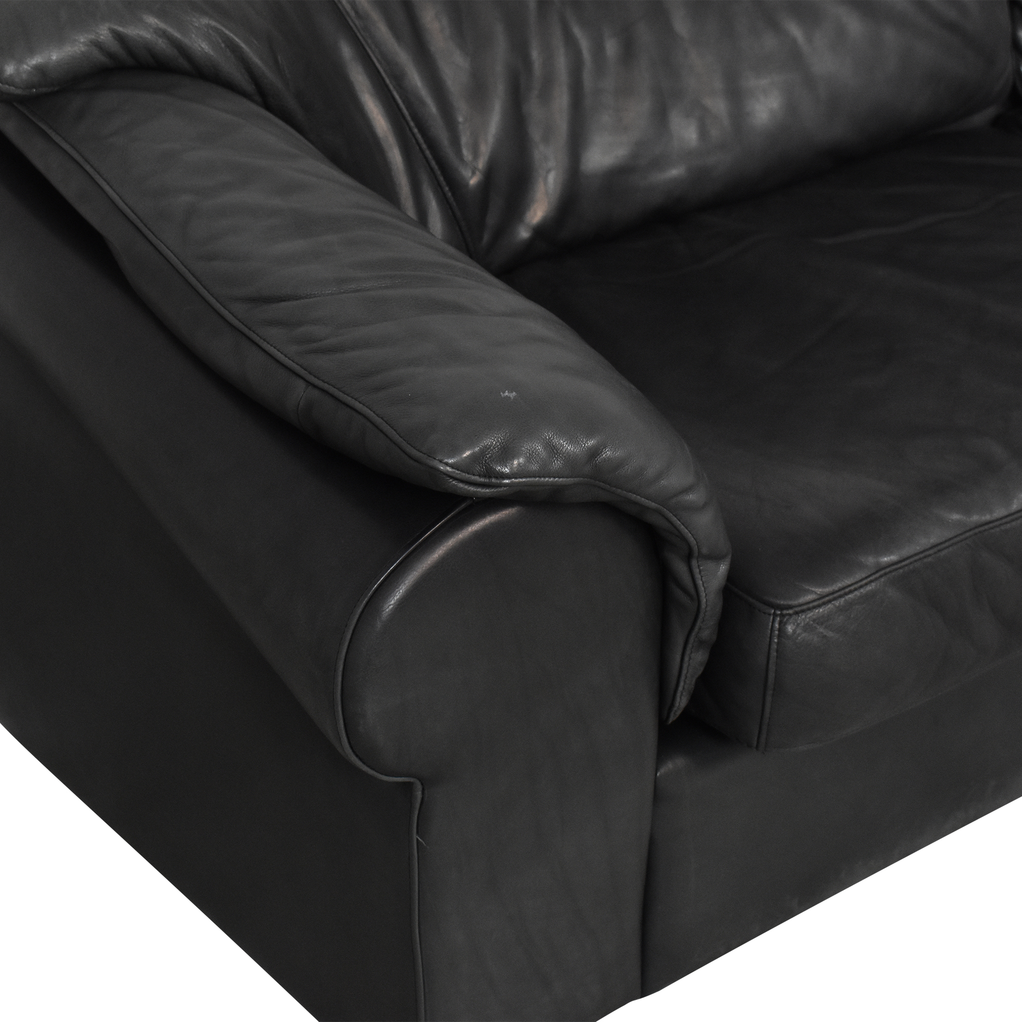 Leather Center Leather Center Sofa ma
